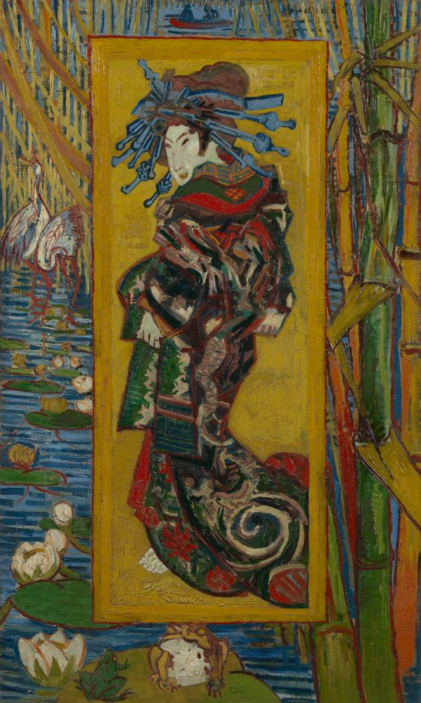 Van Gogh And Japan Review The Painter As Tortured Apprentice Art