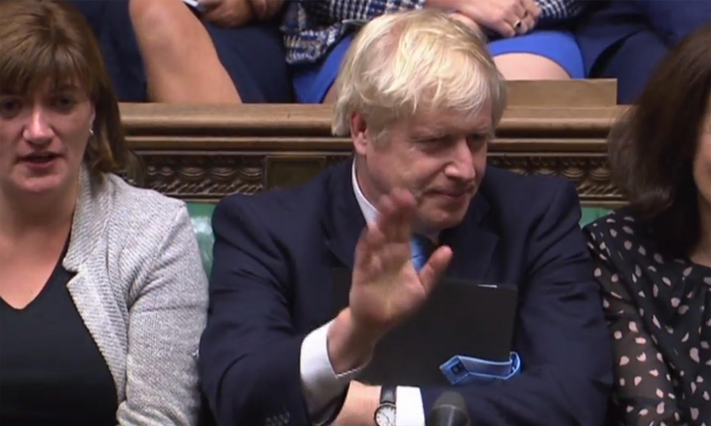 Boris Johnson loses sixth vote in six days as election bid fails
