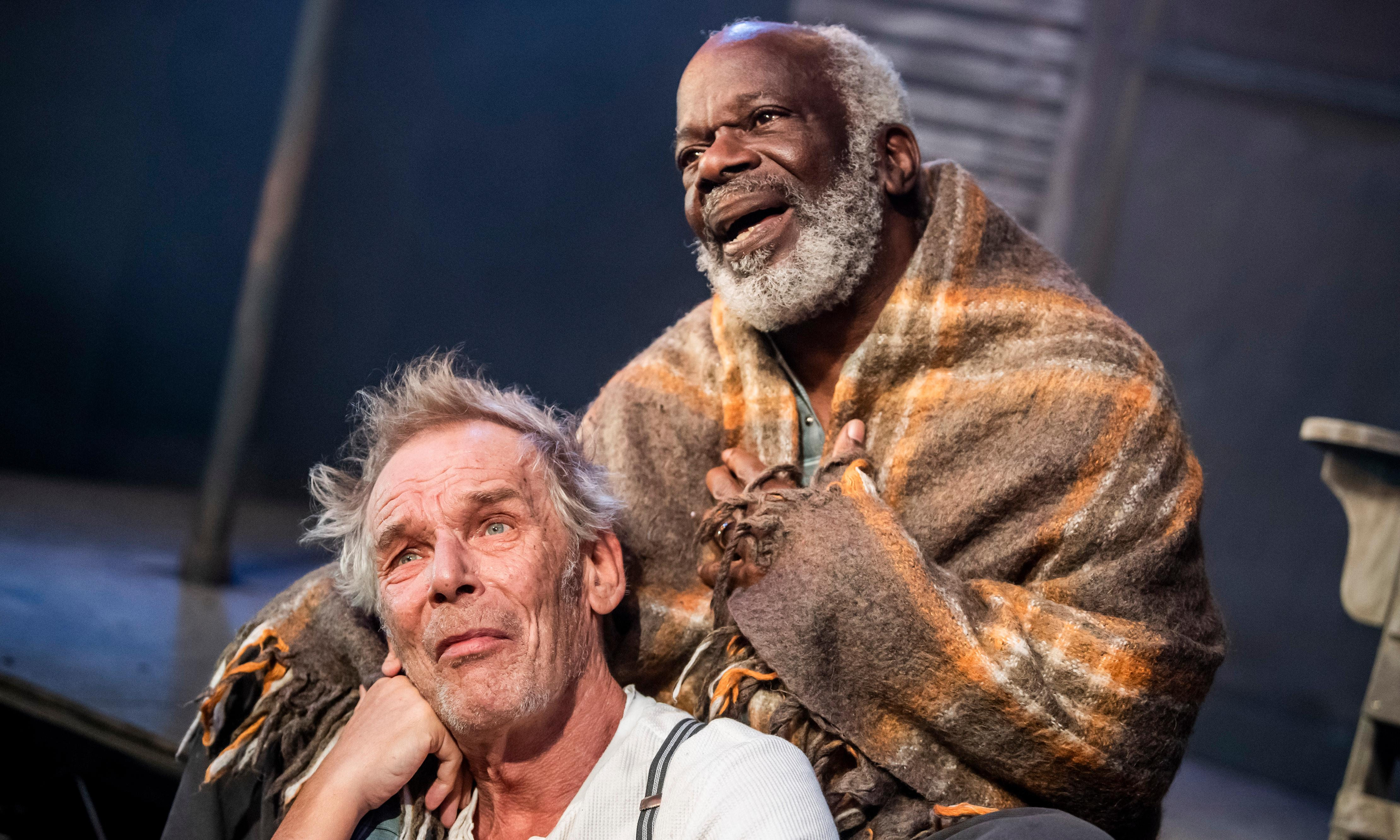 Ages of the Moon review – Sam Shepard bromance laughs in the face of death