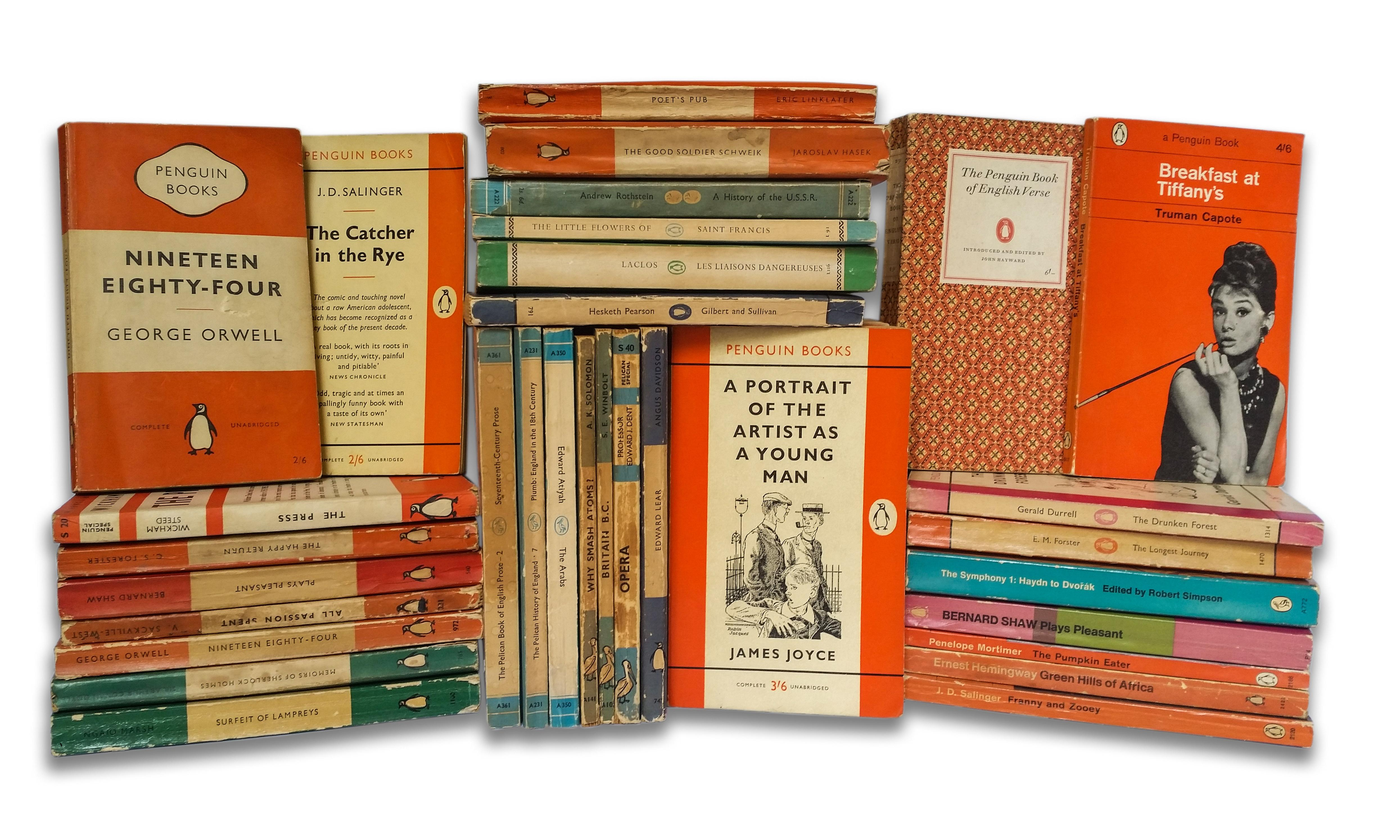 A secondhand book is a glimpse into the lives of other readers