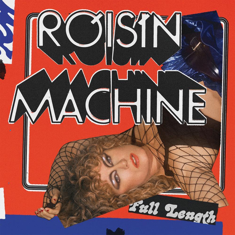 Róisín Murphy: Róisín Machine album cover