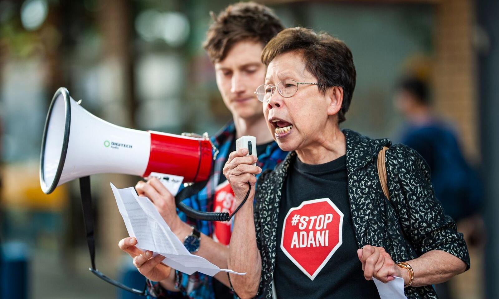 Warming world gets older, wiser, richer activists hot under the collar