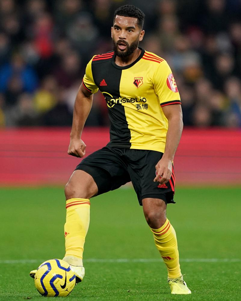 Aidy Mariappa was one of three Watford employees to test positive for Covid-19.