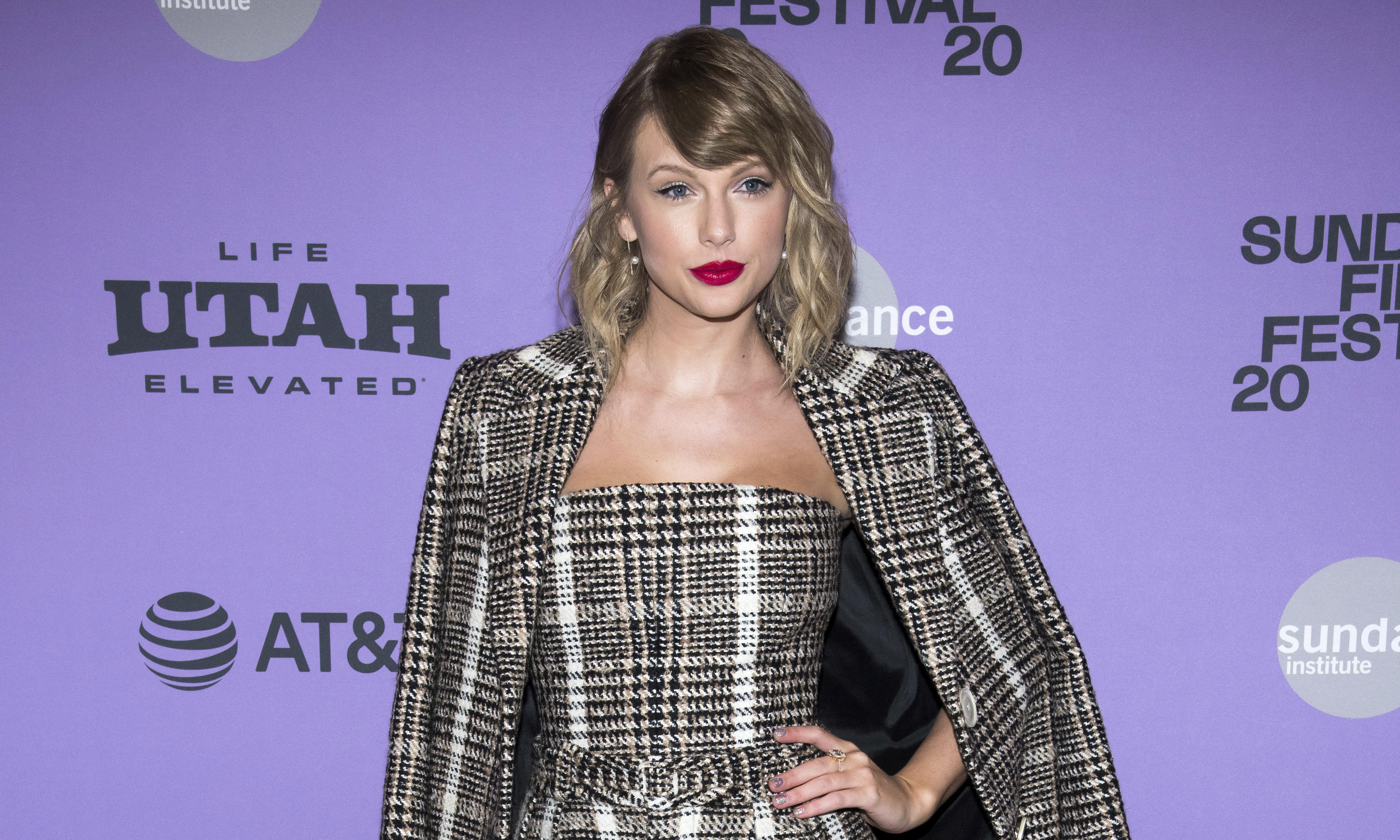 Taylor Swift discloses fight with eating disorder in new documentary