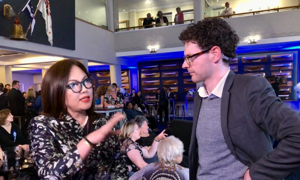 Melissa Lee speaks to RNZ's deputy political editor Craig McCulloch.