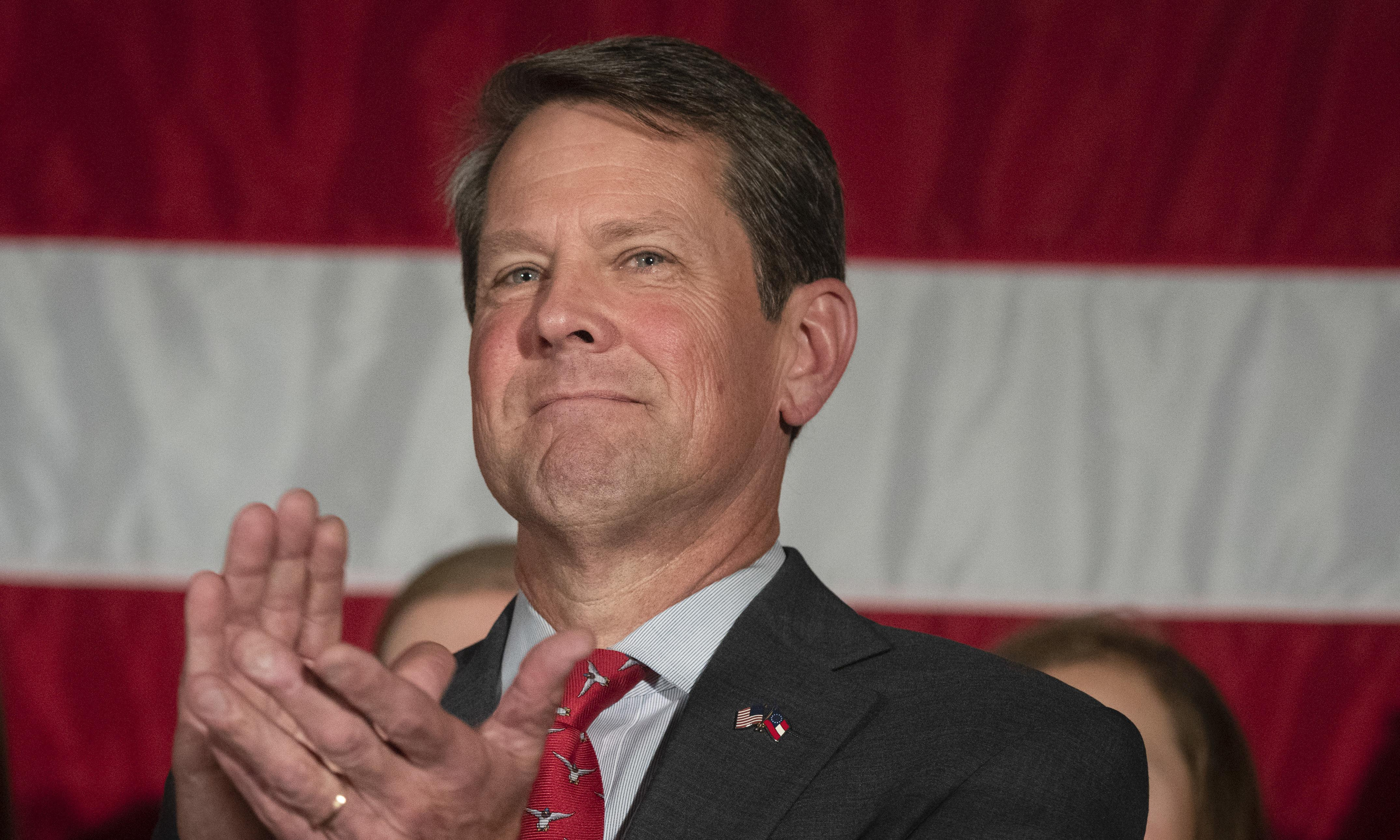 GOP candidate improperly purged 340,000 from Georgia voter rolls, investigation claims
