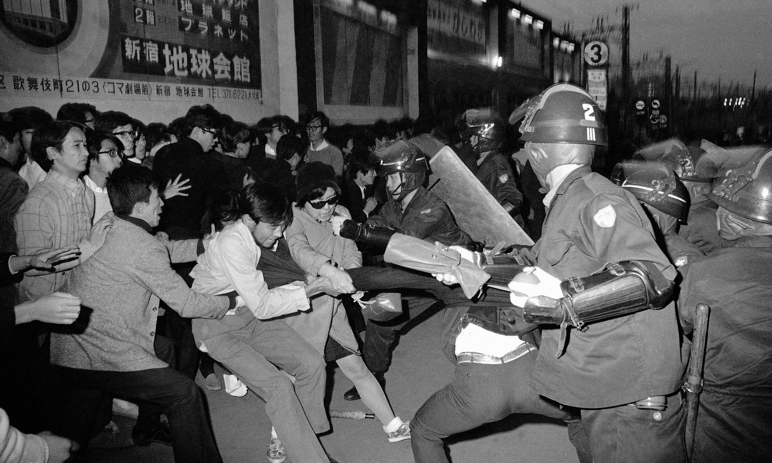 Can guerrilla picnics end Tokyo's 50-year war on public space?
