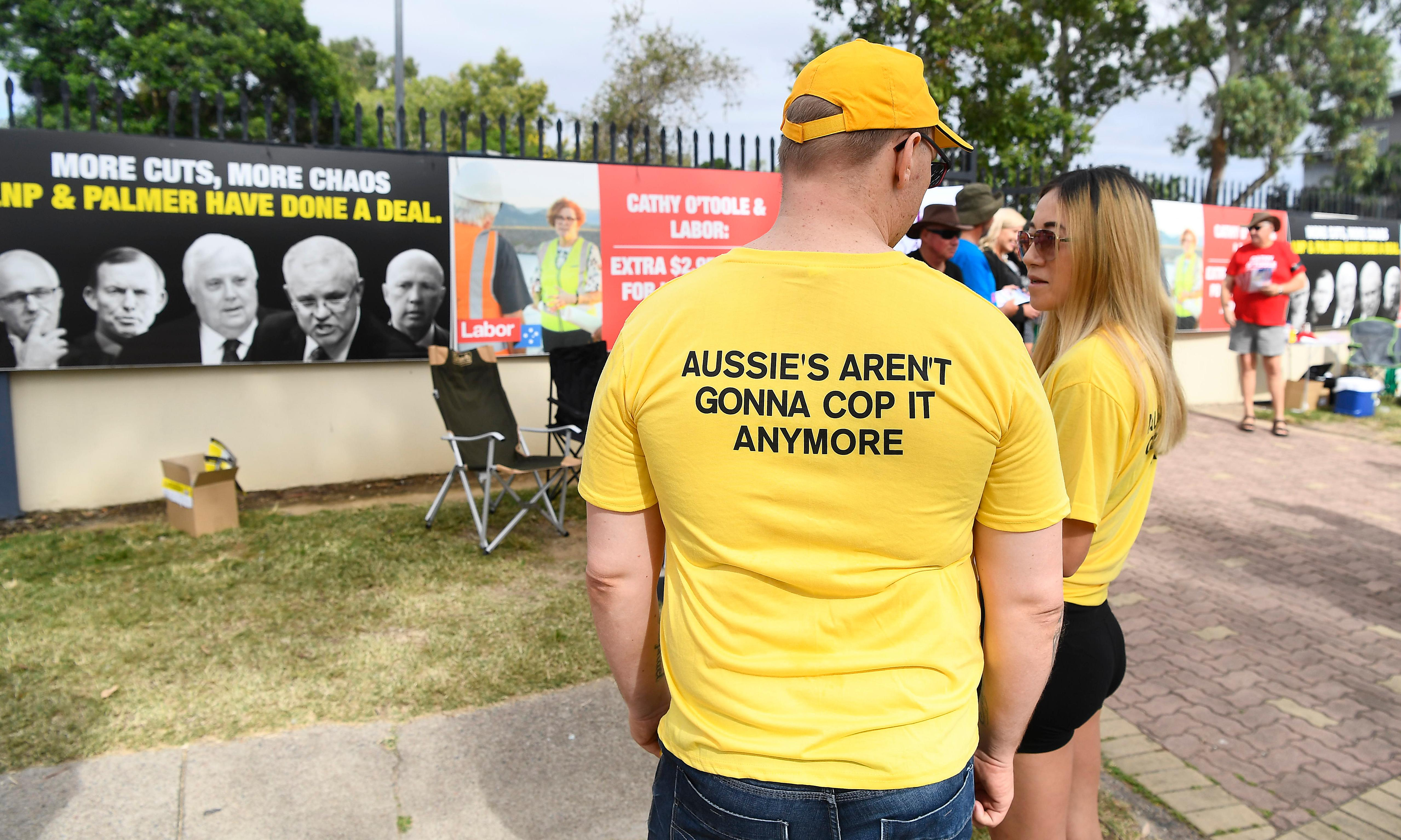 North Queensland is just at the sharp end of what's happening across Australia