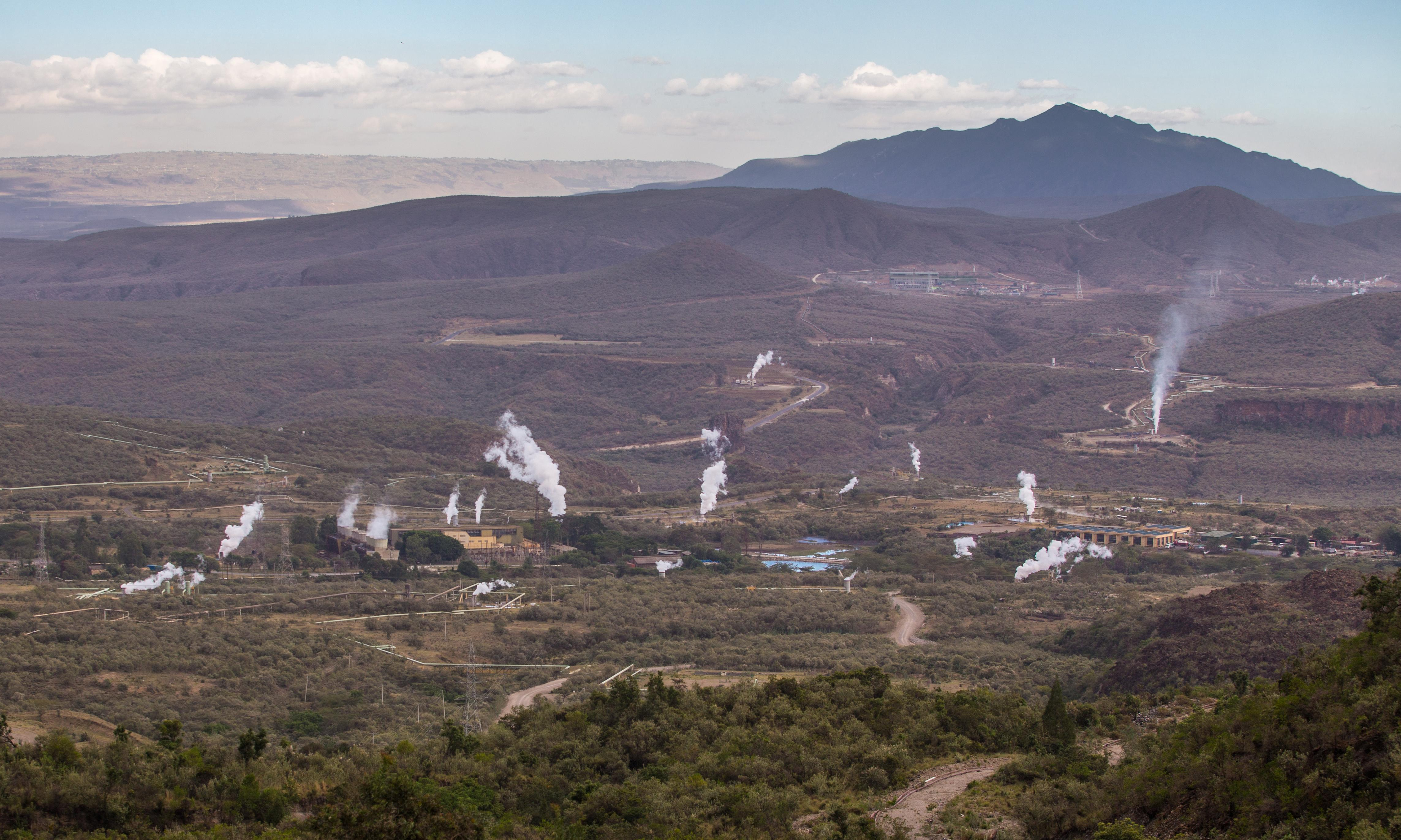 The joys of springs: how Kenya could steam beyond fossil fuel