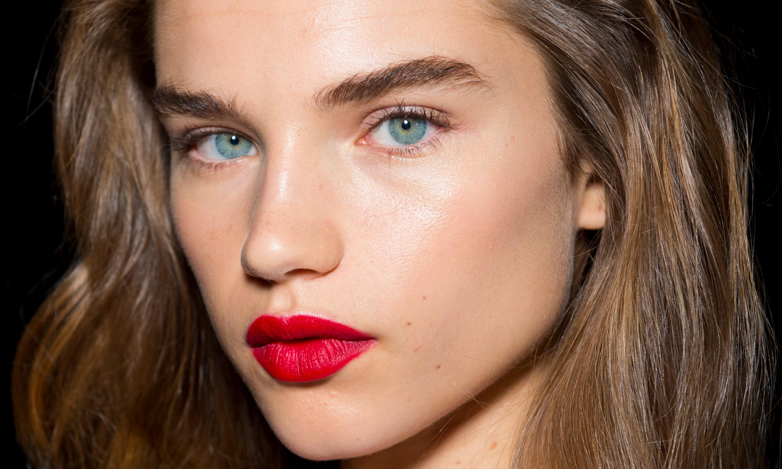 Red ahead: the lip colour for everyone