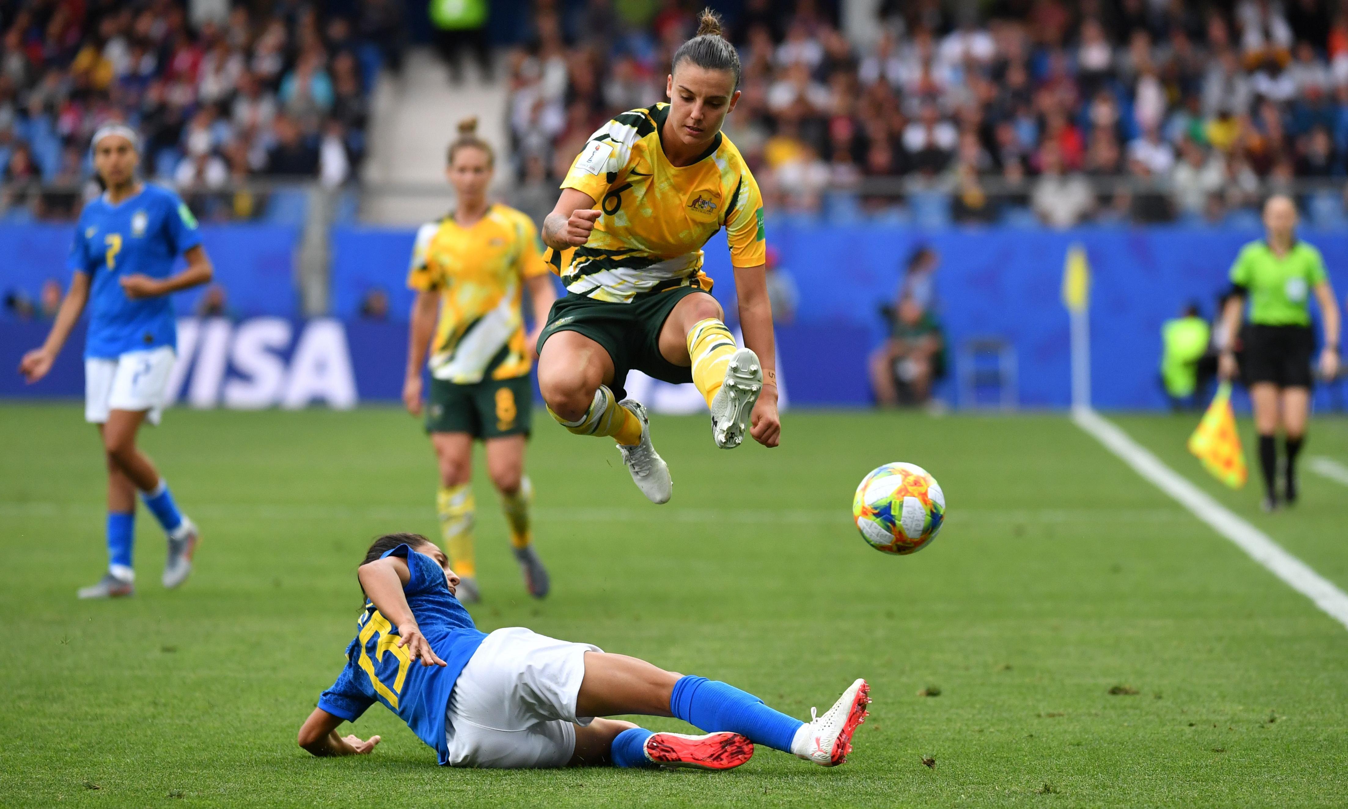 Women's football has come a long way but misogyny is still not beaten