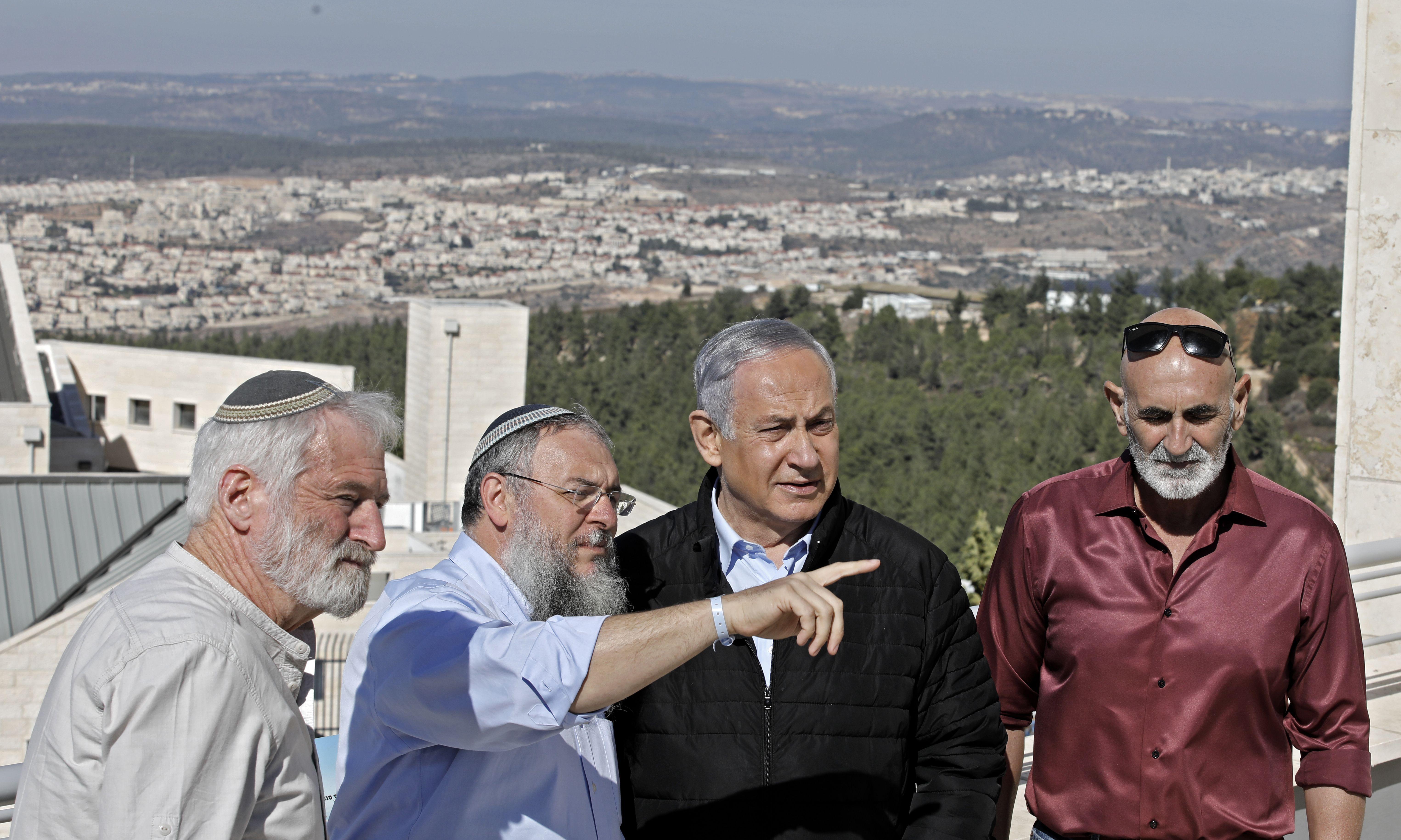 The Guardian view on Israeli settlements: still illegal
