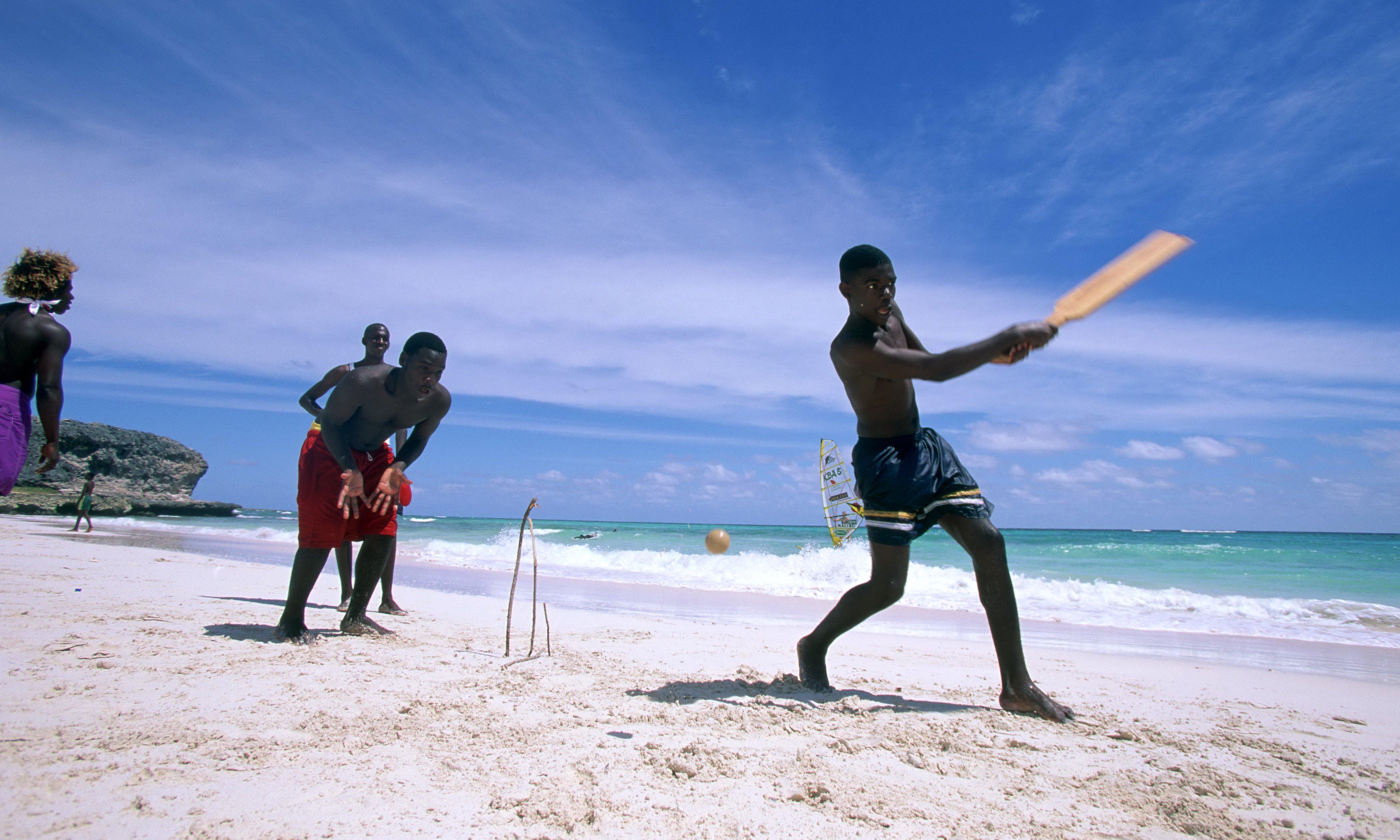 Barbados didn't feel like black man country – till I saw boys walking freely