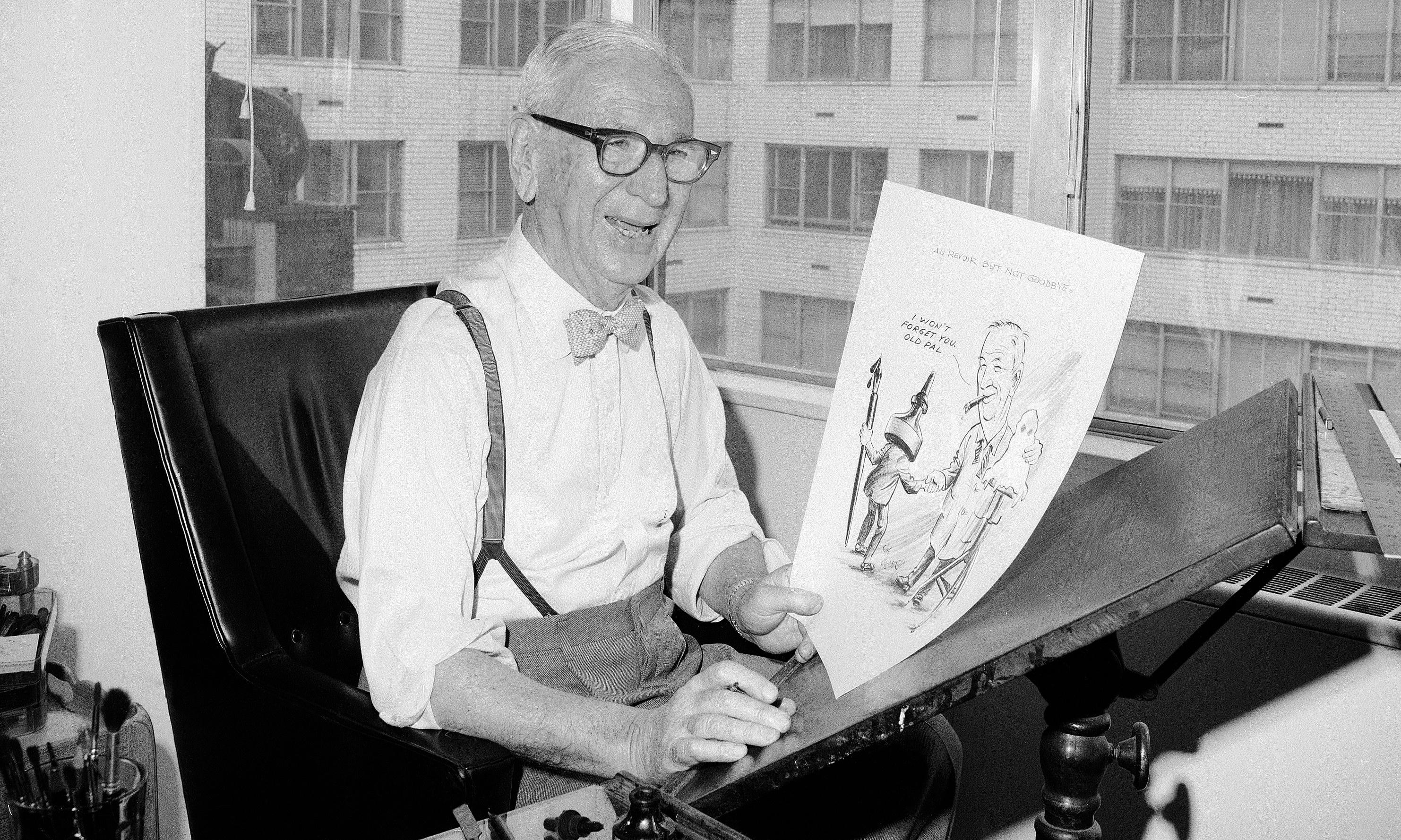 Rube Goldberg: celebrating a remarkable life of cartoons and creations