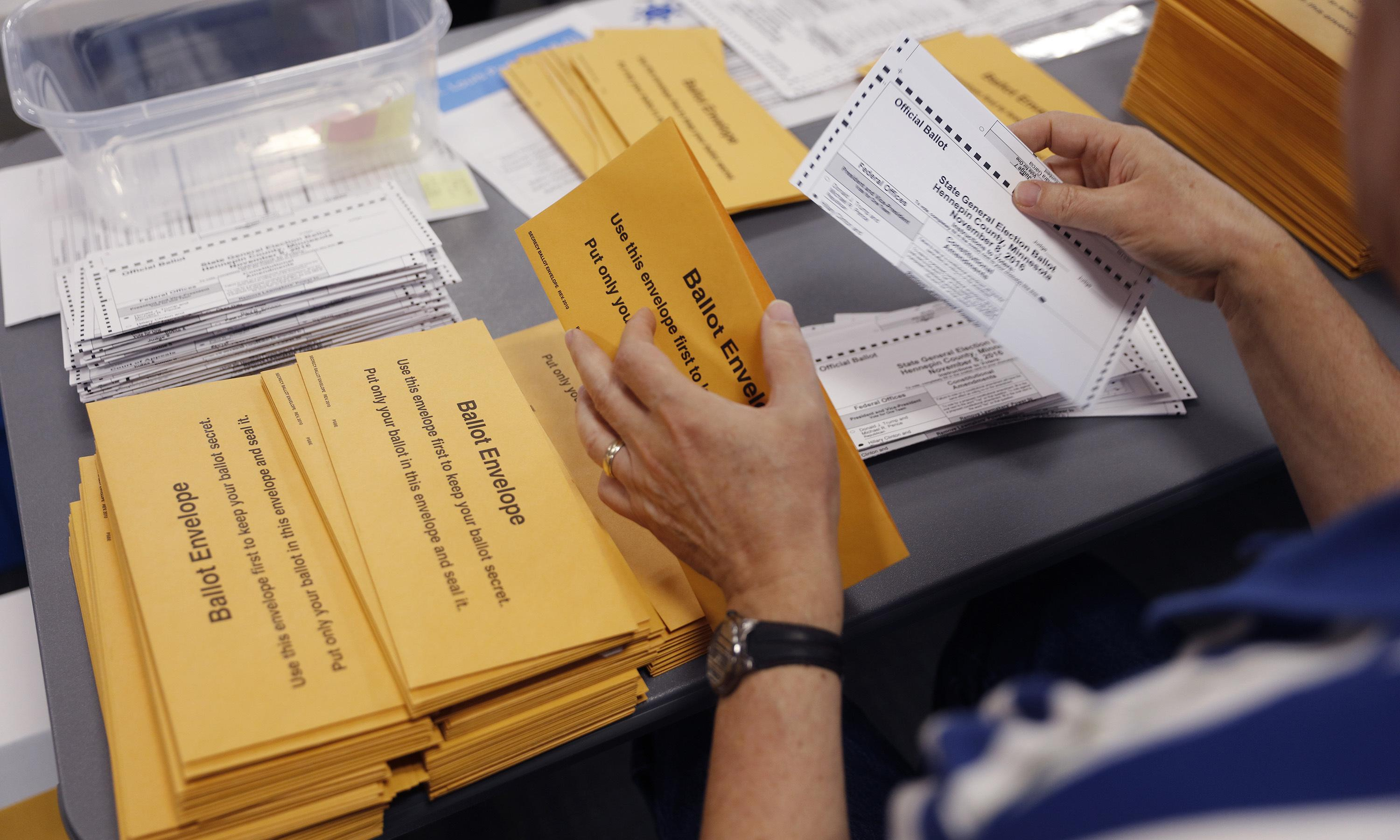 Absentee-ballot fraud scandal speaks to wider issue of racism in North Carolina