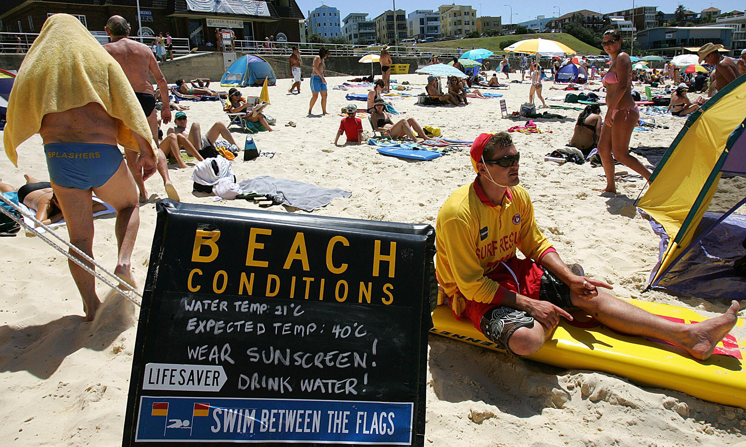 Extreme heatwave: all-time temperature records fall across parts of Australia