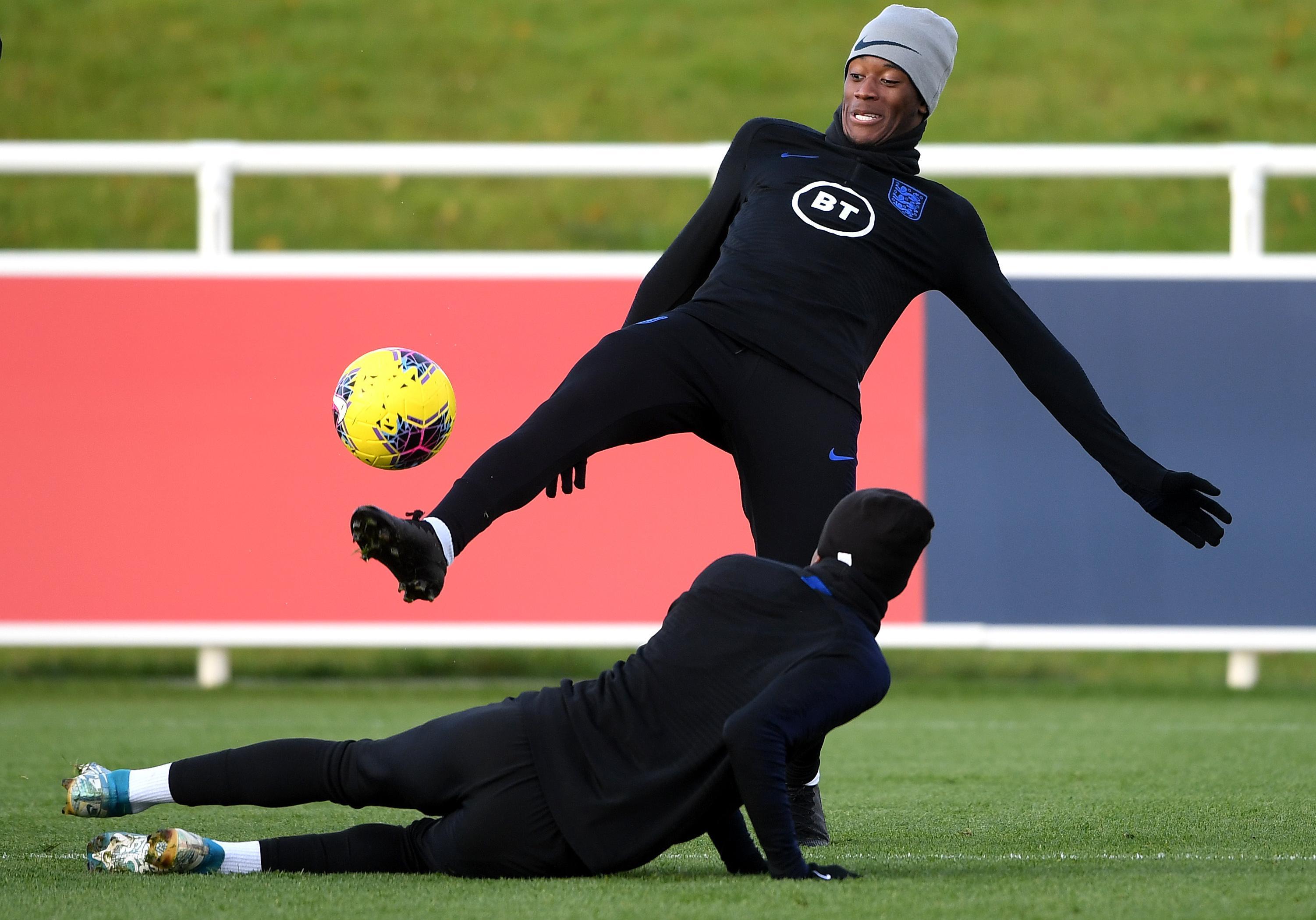 Callum Hudson-Odoi senses England opportunity after living Chelsea dream