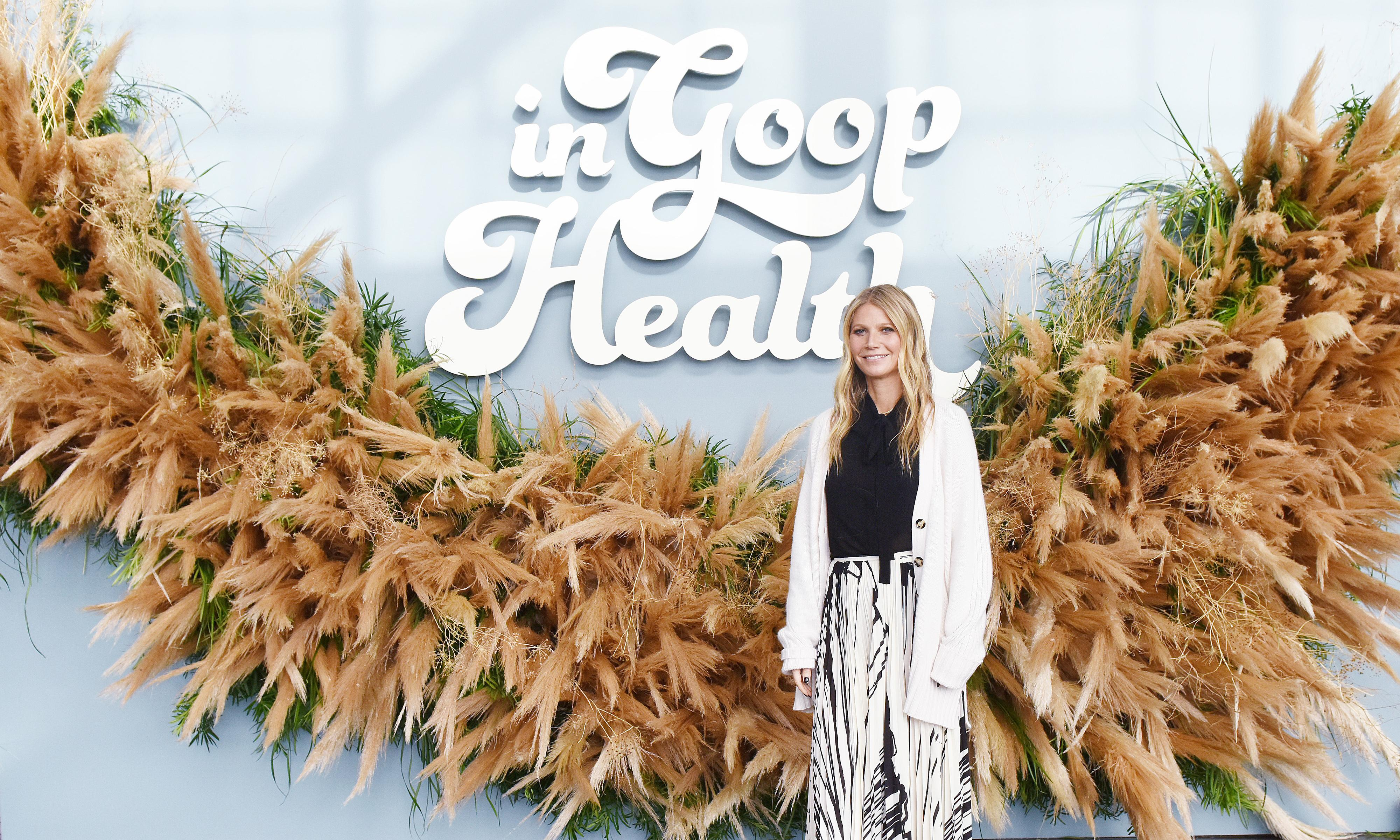 The Goop rush: why celebrities are racing to build wellness empires