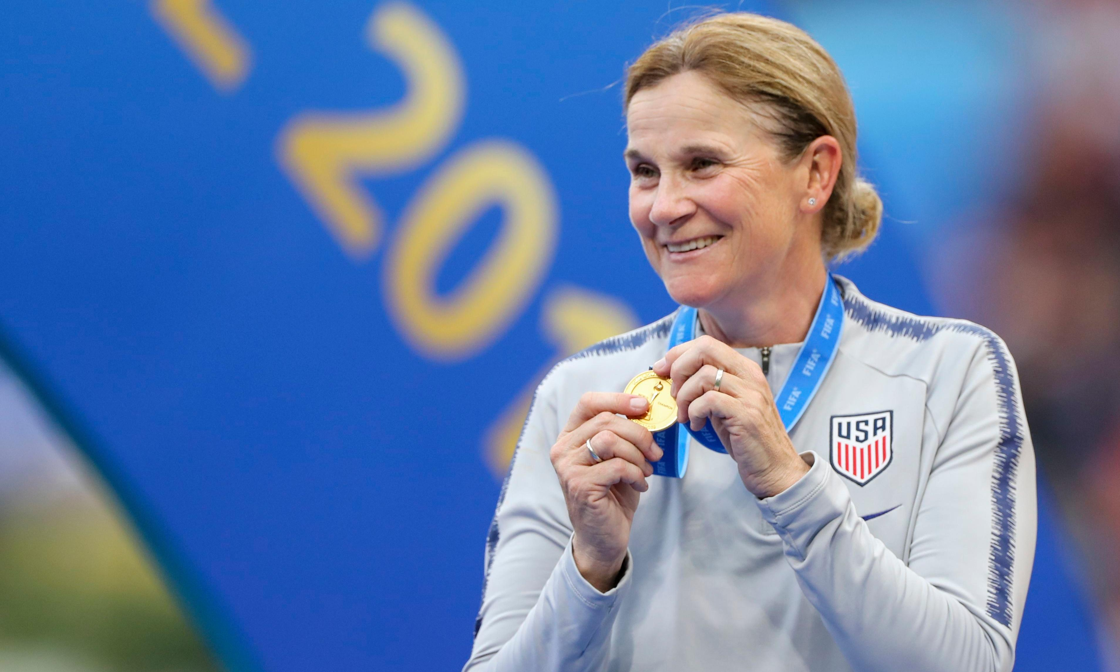 The USMNT coach almost earned World Cup winner Jill Ellis's annual salary in a month. Why?