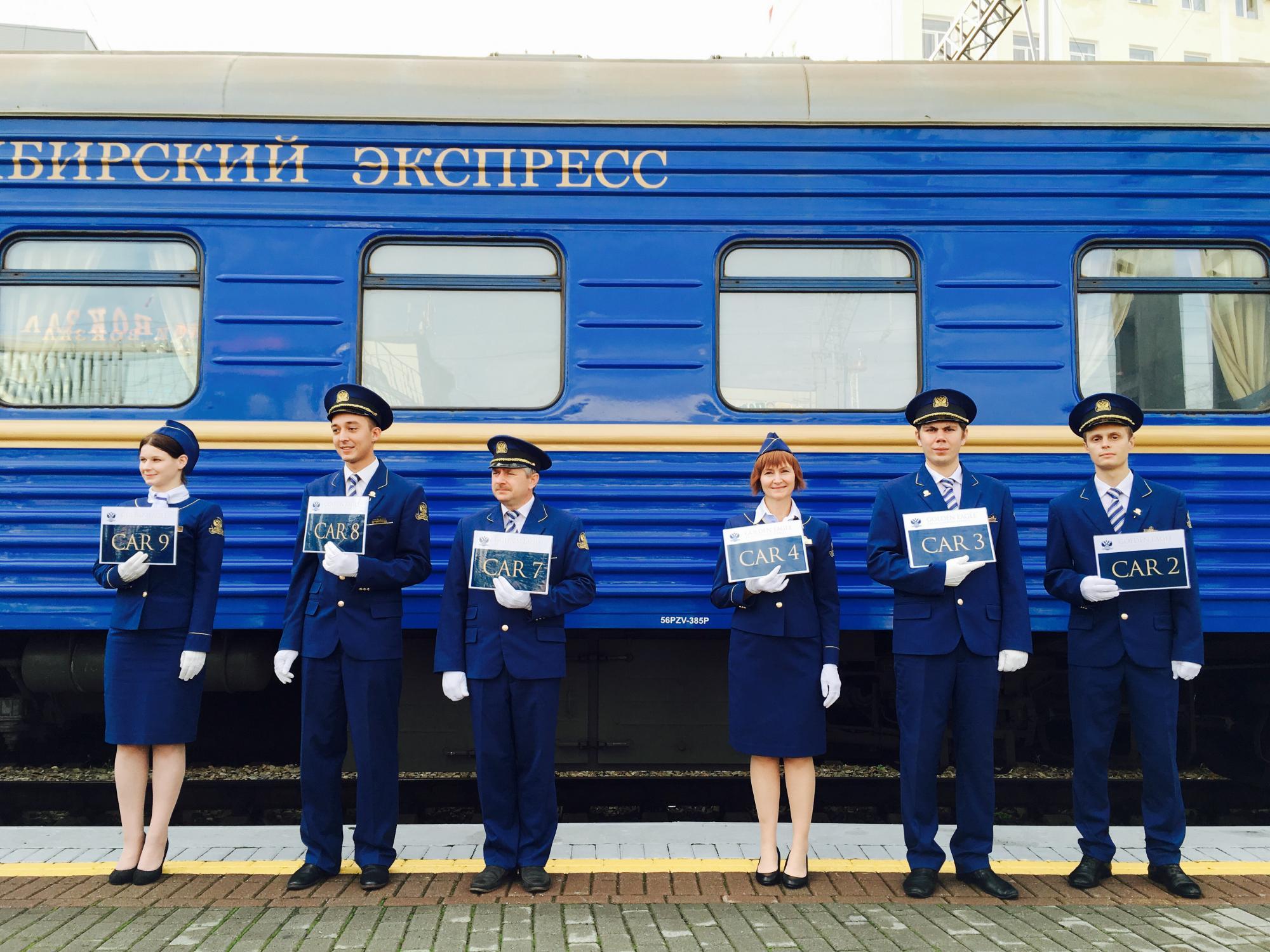 vladivostok siberian express