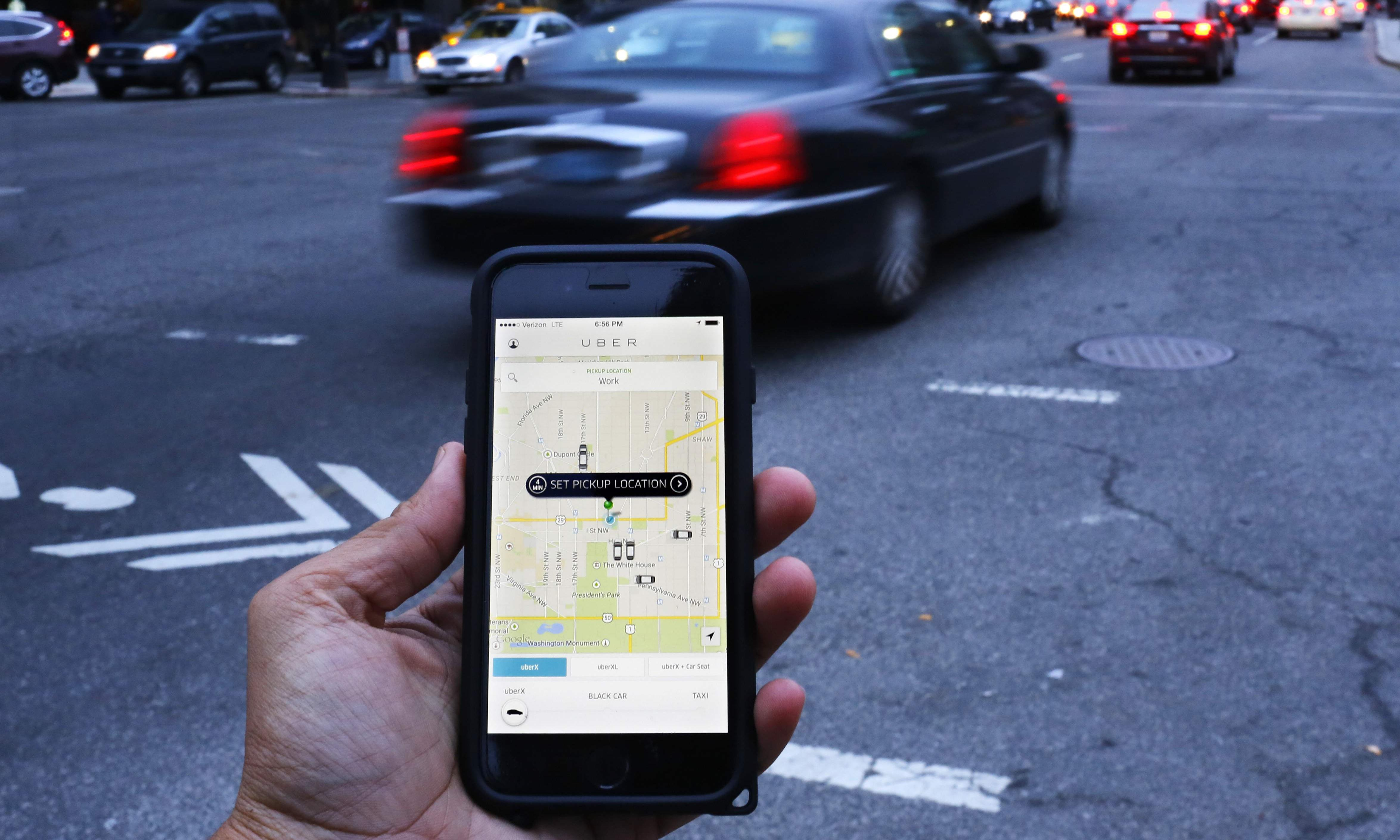 Uber warns it 'may not achieve profitability' as it aims for $100bn valuation