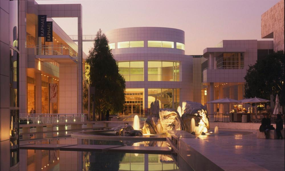 Getty Center, LA