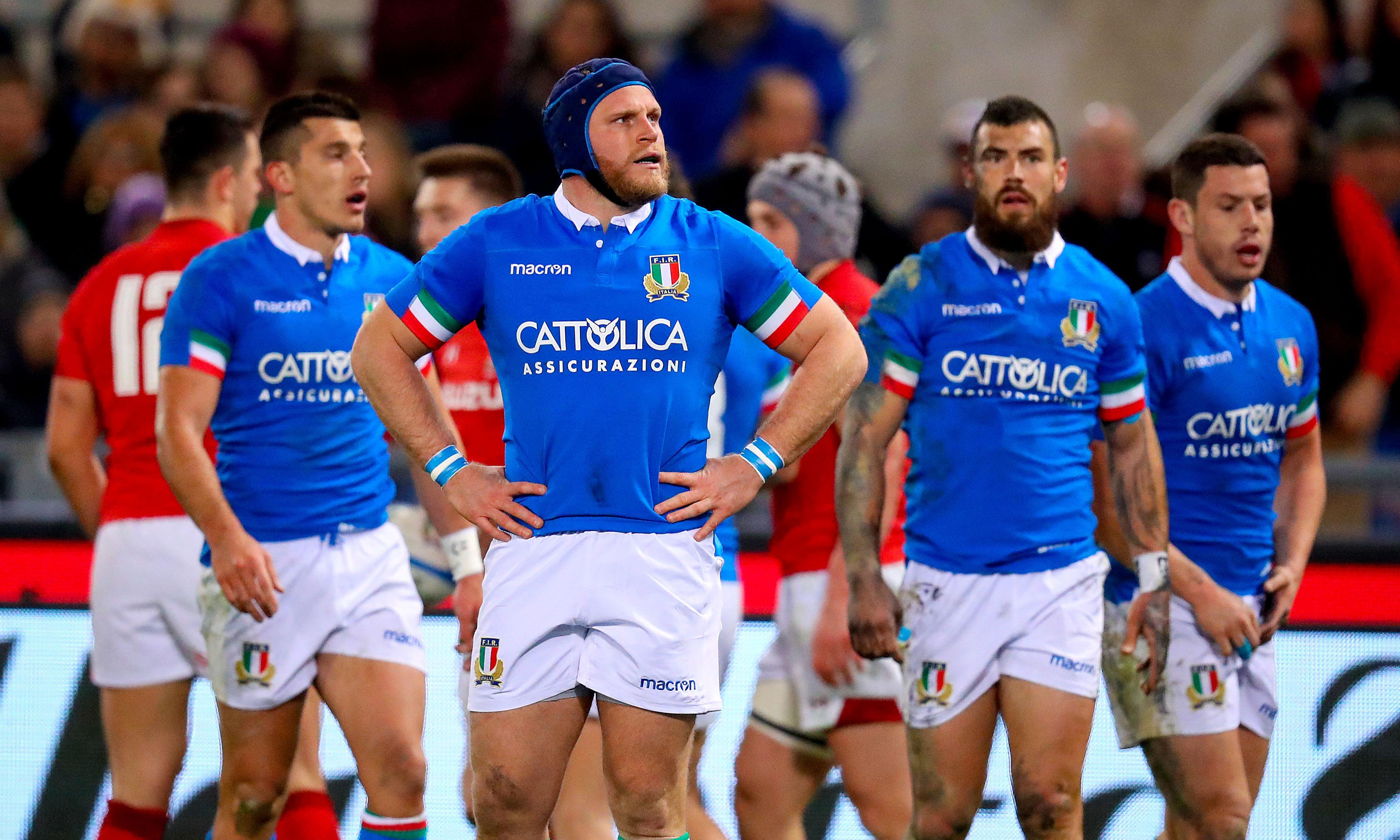 Conor O'Shea's long wait goes on and there is little respite for Italy