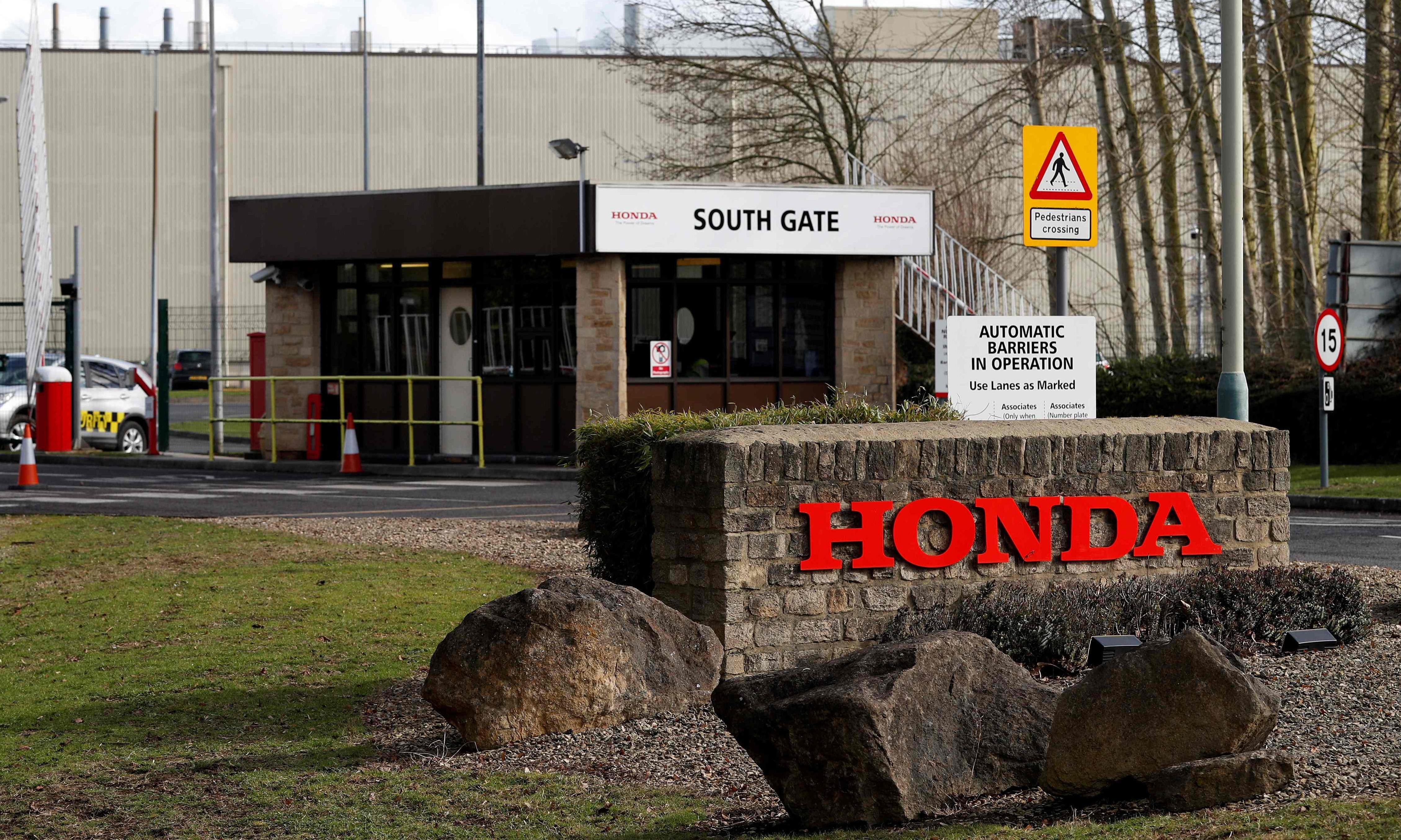 Honda's decision is a vote of no confidence in Britain's future