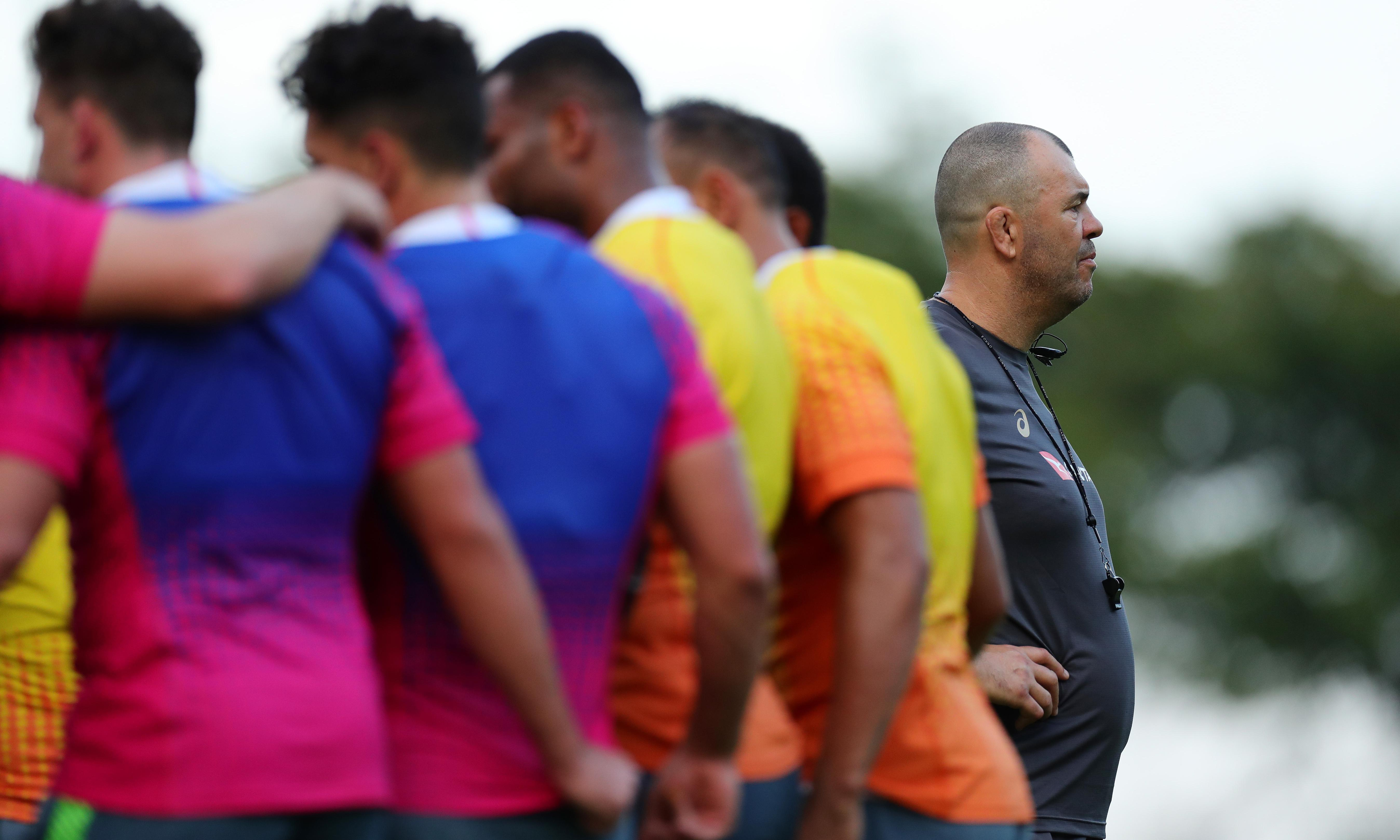 Spectre of Israel Folau hangs over Wallabies' Rugby World Cup tilt