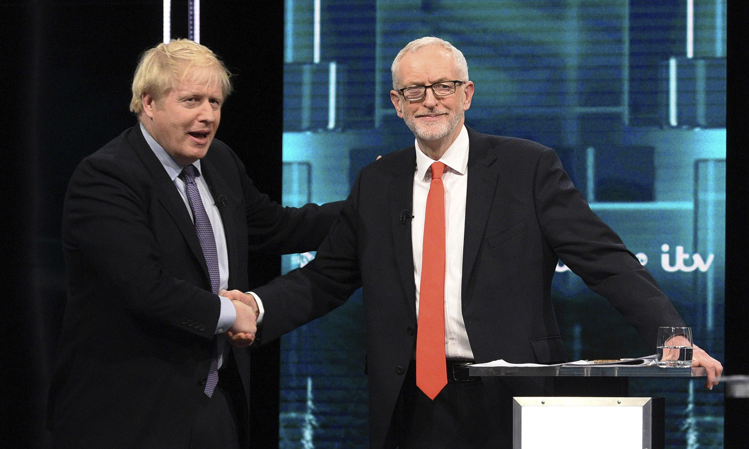 Andrew Sparrow's election briefing: Johnson v Corbyn – the verdict