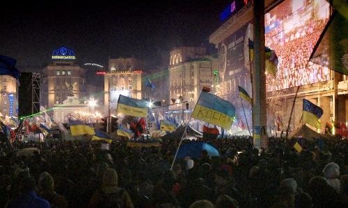 Guardian Live: Doc Sundays - Maidan