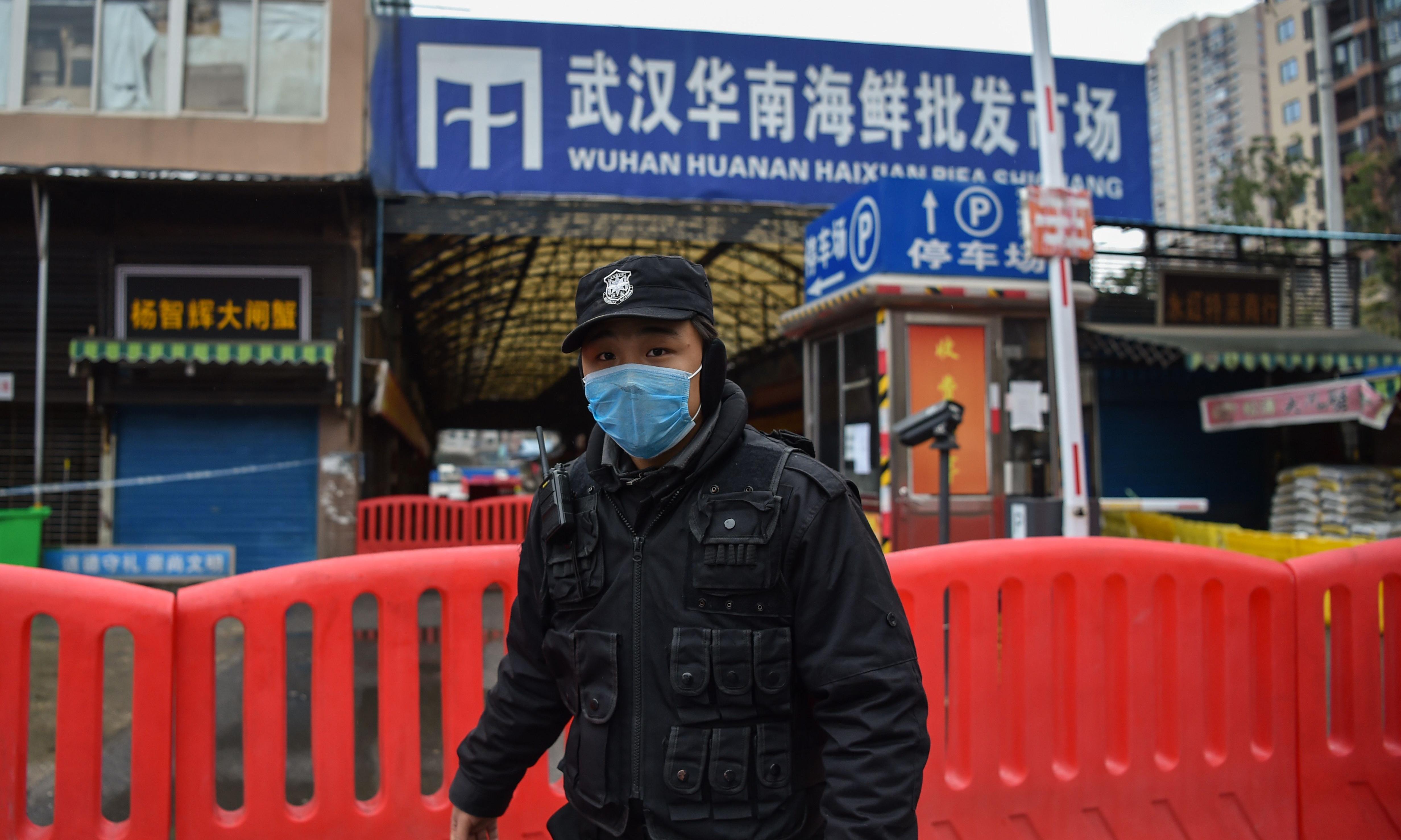 Calls for global ban on wild animal markets amid coronavirus outbreak