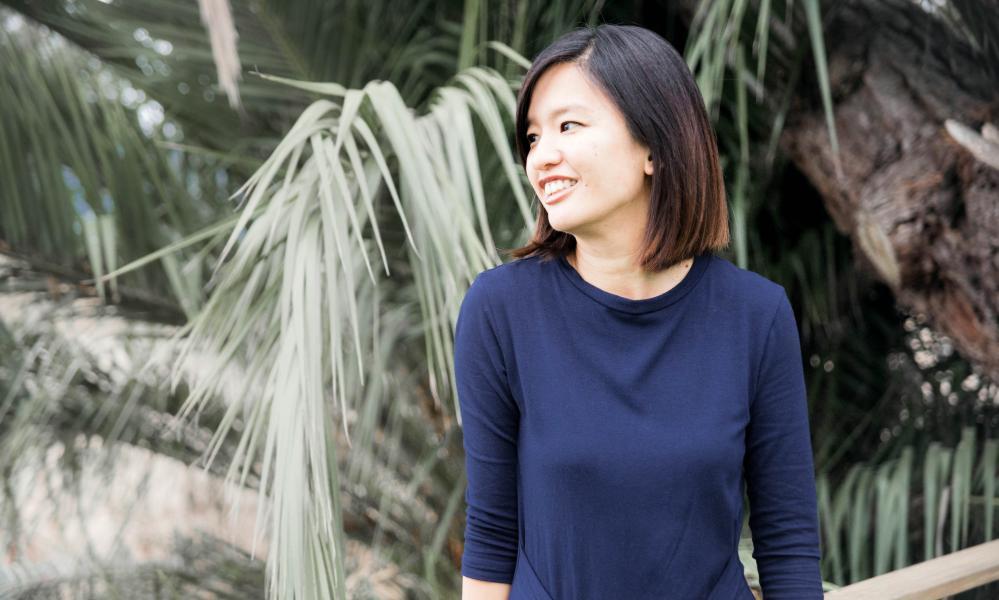 Jamie Lim of Kayu.