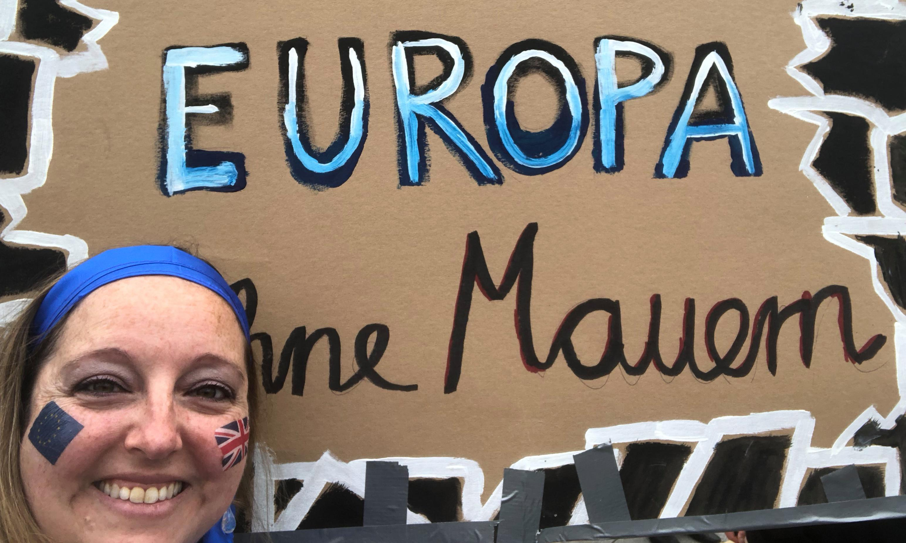 'A beautiful dream destroyed': Britons in EU on no-deal Brexit