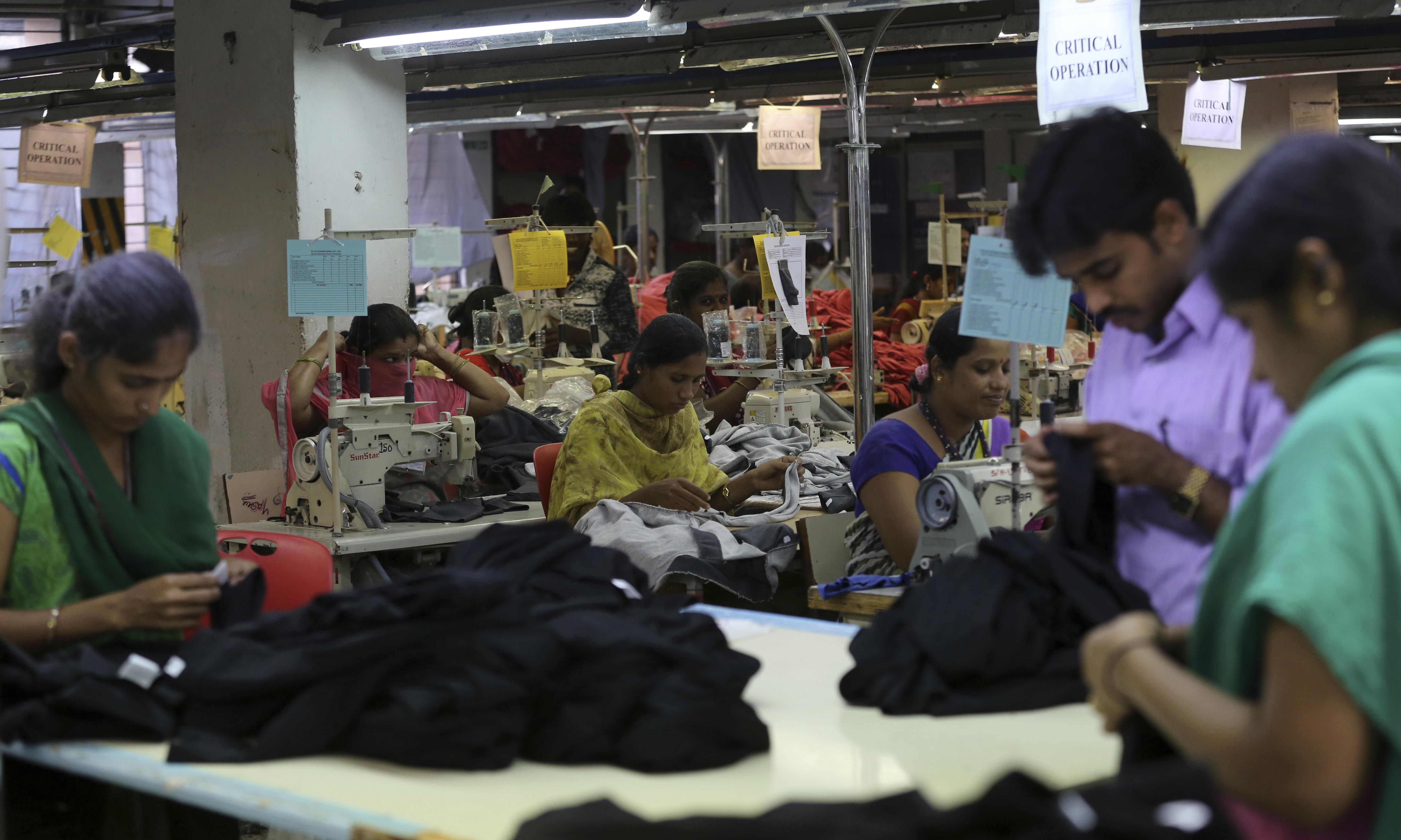 India's slowing growth blamed on 'big mistake' of demonetisation