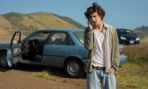 Beautiful boys acting ugly: why cinema can't kick its drug habit
