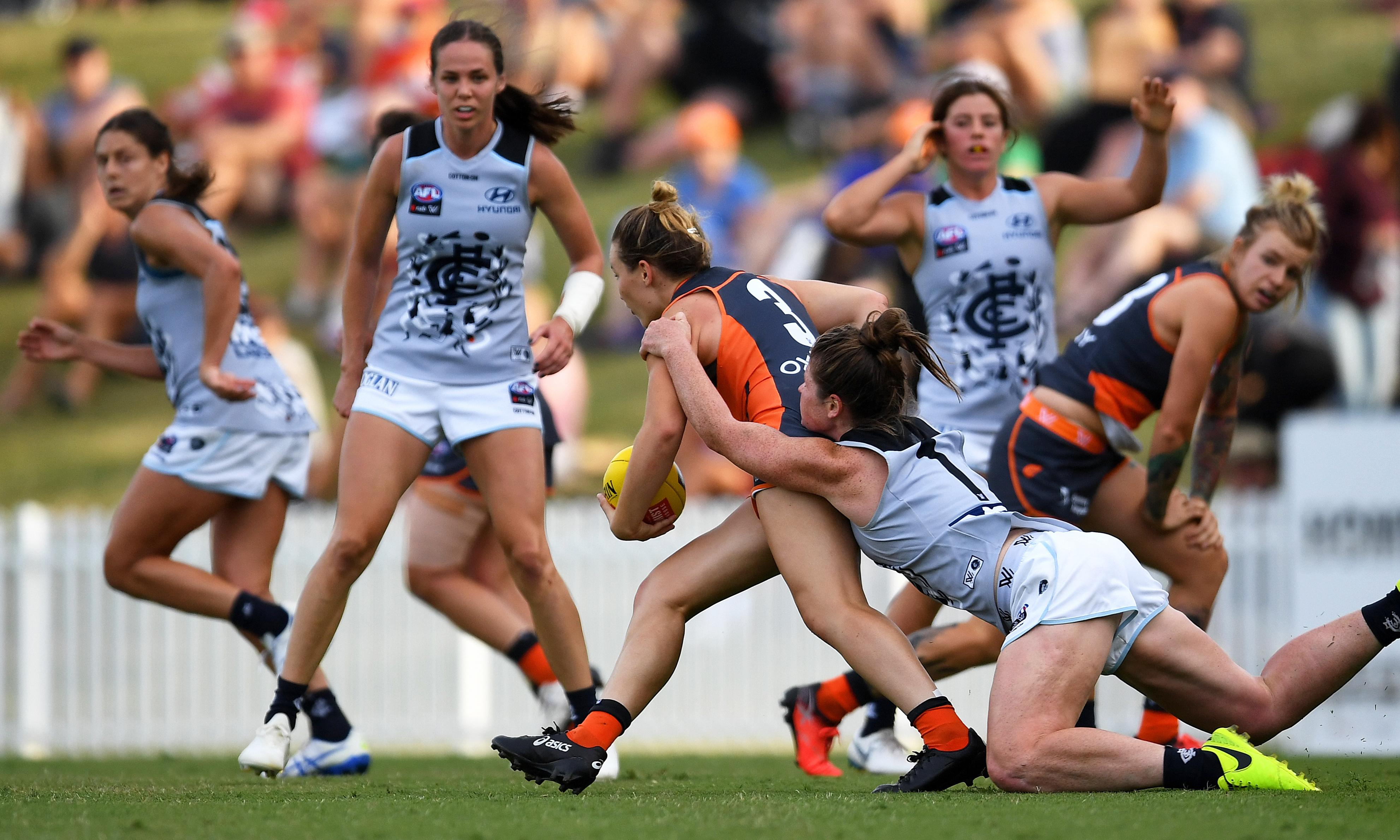 AFLW asks for patience on controversial conference system