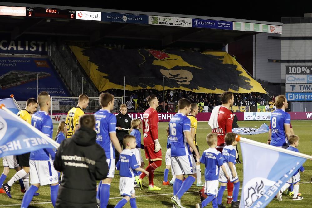 FC Den Bosch smarts.