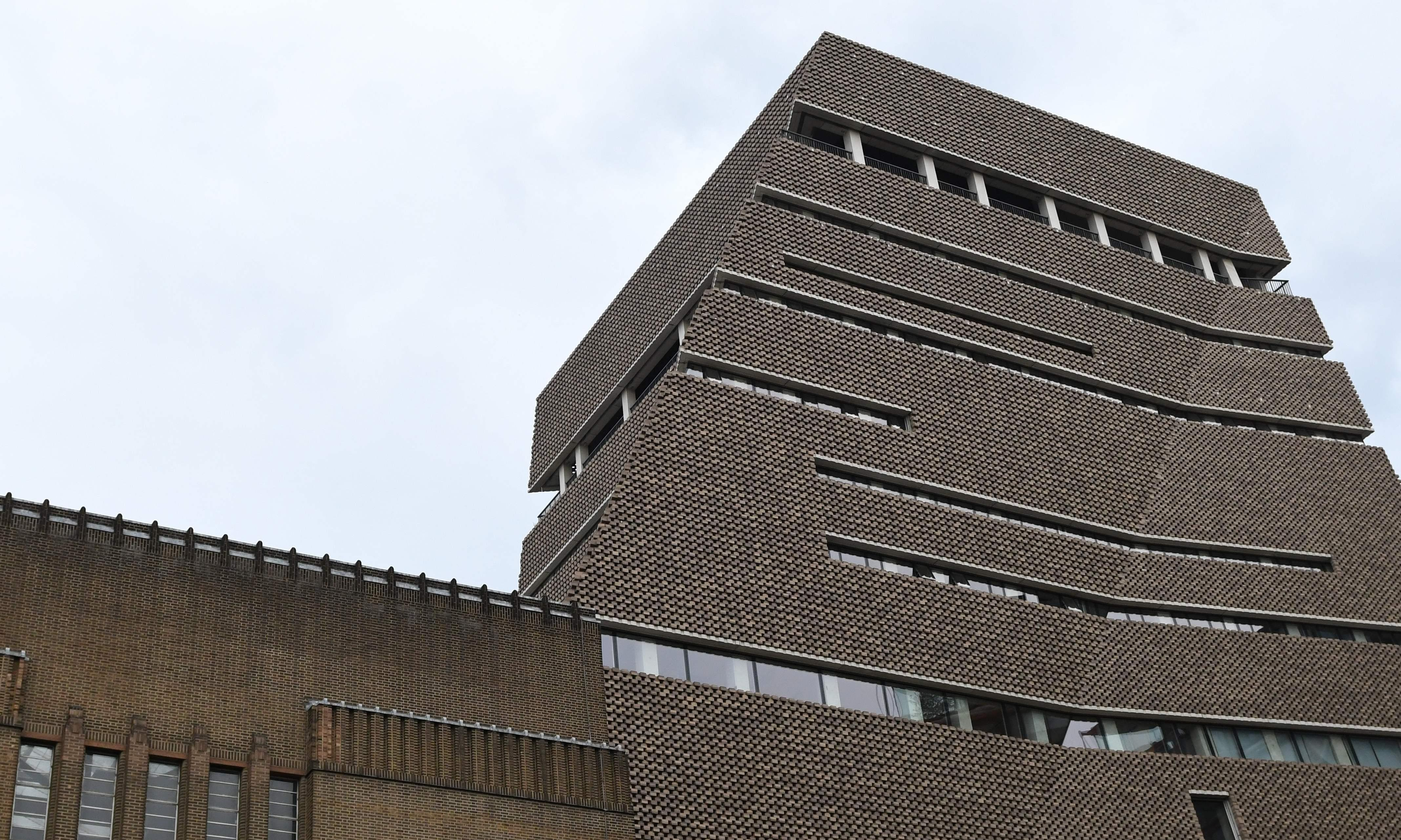 Boy out of intensive care after Tate Modern fall