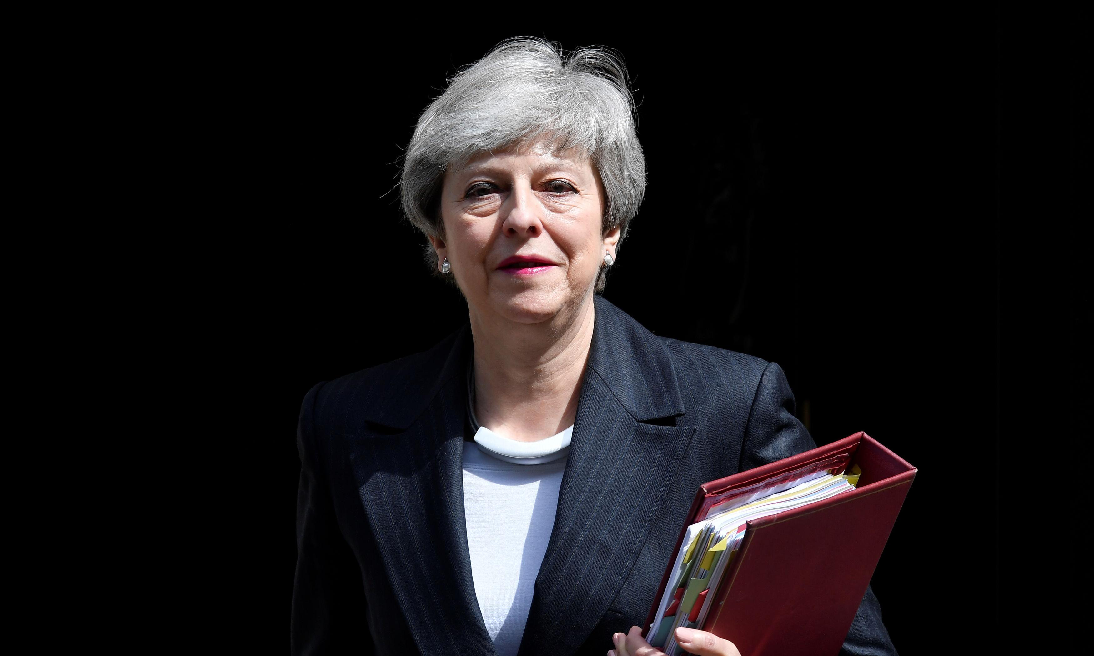 Thursday briefing: Theresa May faces the final curtain