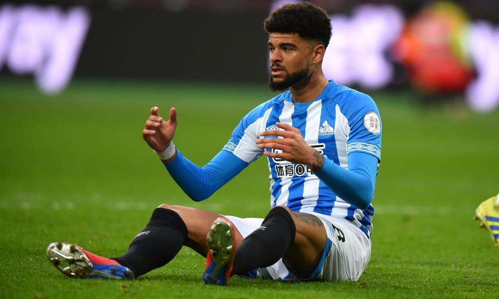 Huddersfield's Philip Billing hasn't featured for three matches