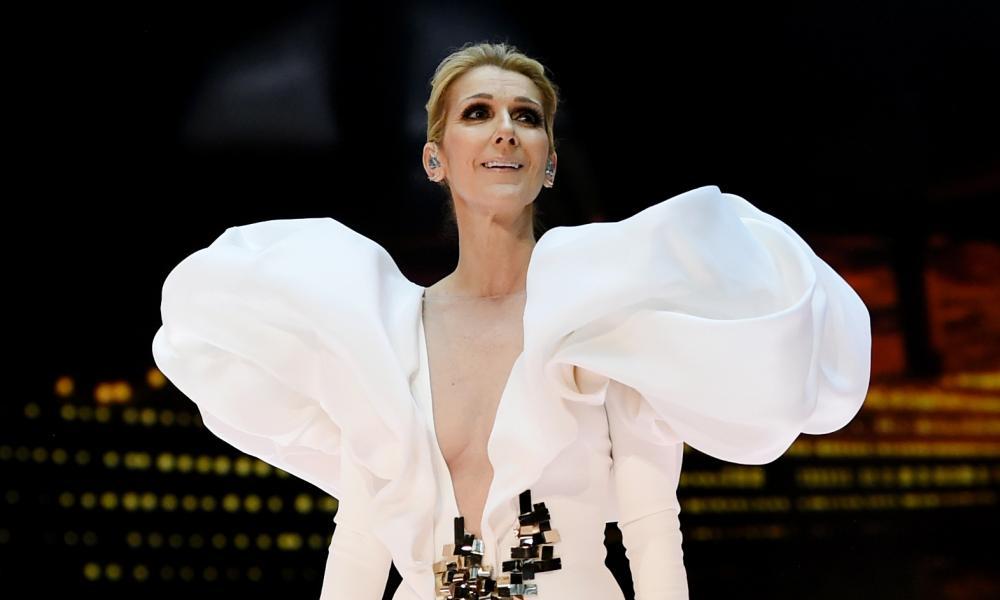 Céline Dion at the 2017 Billboard Music awards.