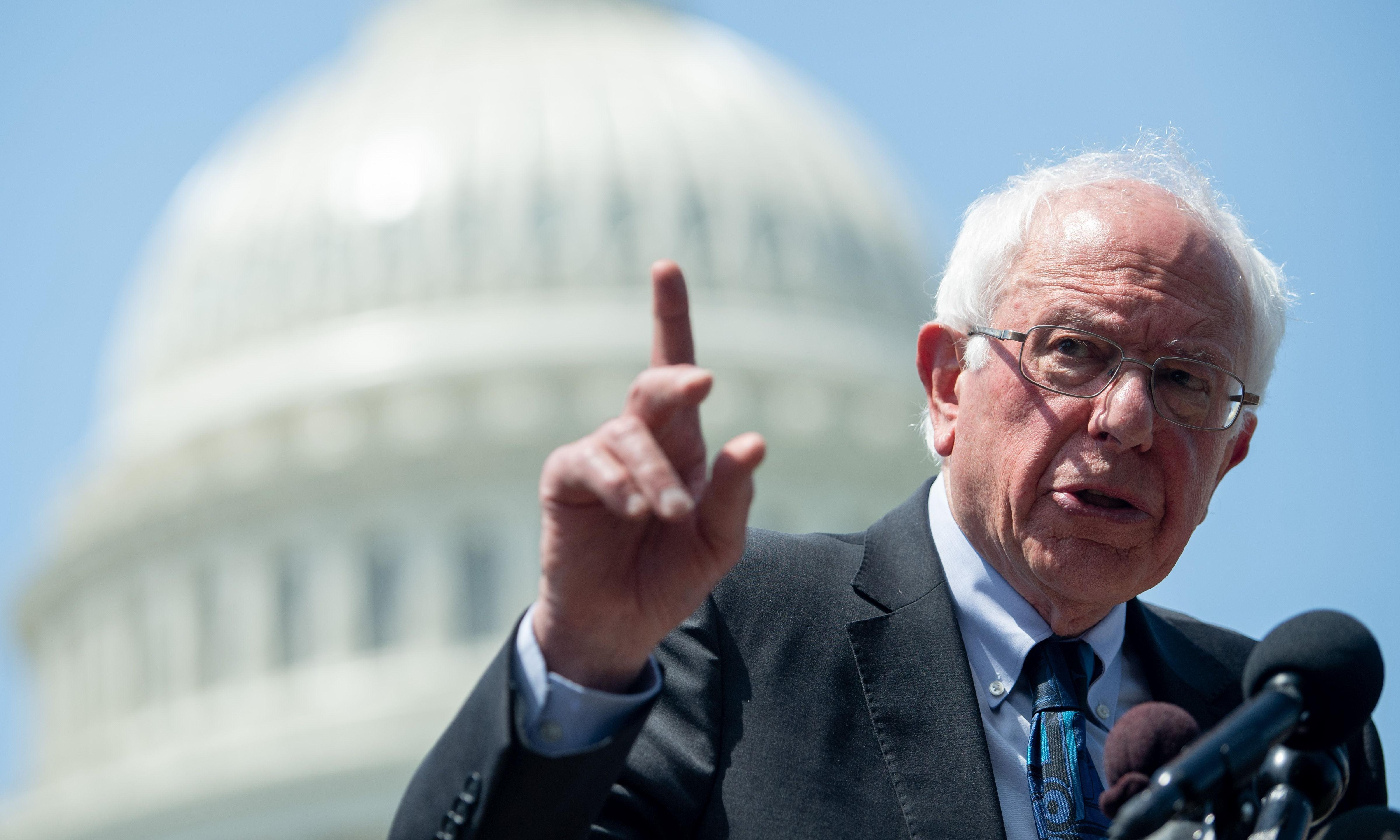 Sanders campaign says he will close migrant detention centers if elected