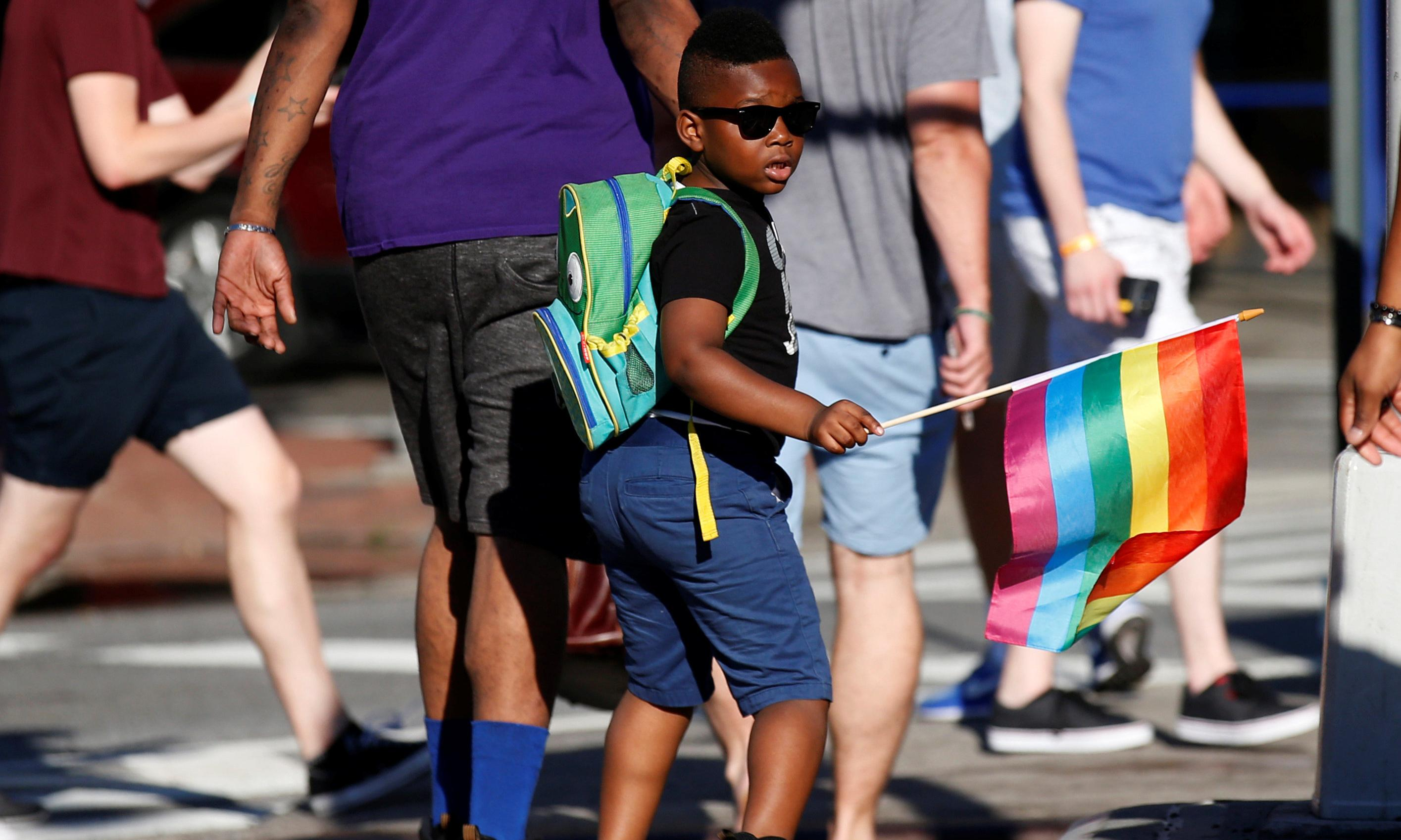 Lives are ruined by shame and stigma. LGBT lessons in schools are vital