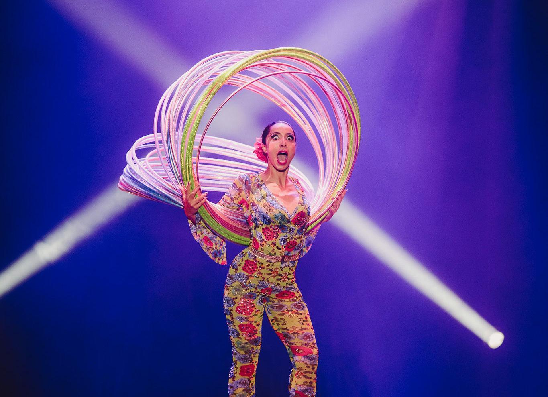 Marawa the Amazing: how one woman with 200 hula hoops became a teen girl guru