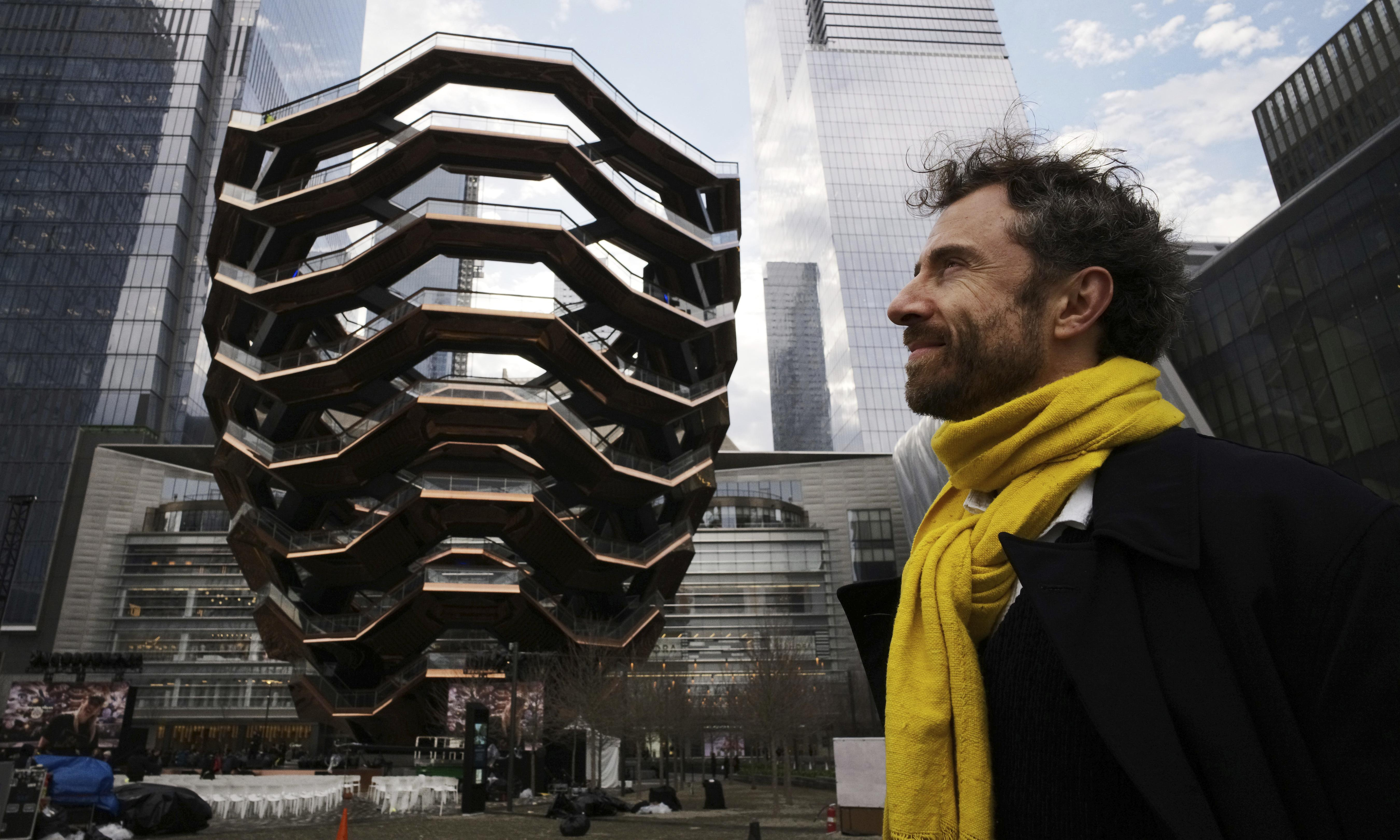 'We never thought it would happen': Thomas Heatherwick's $200m gamble