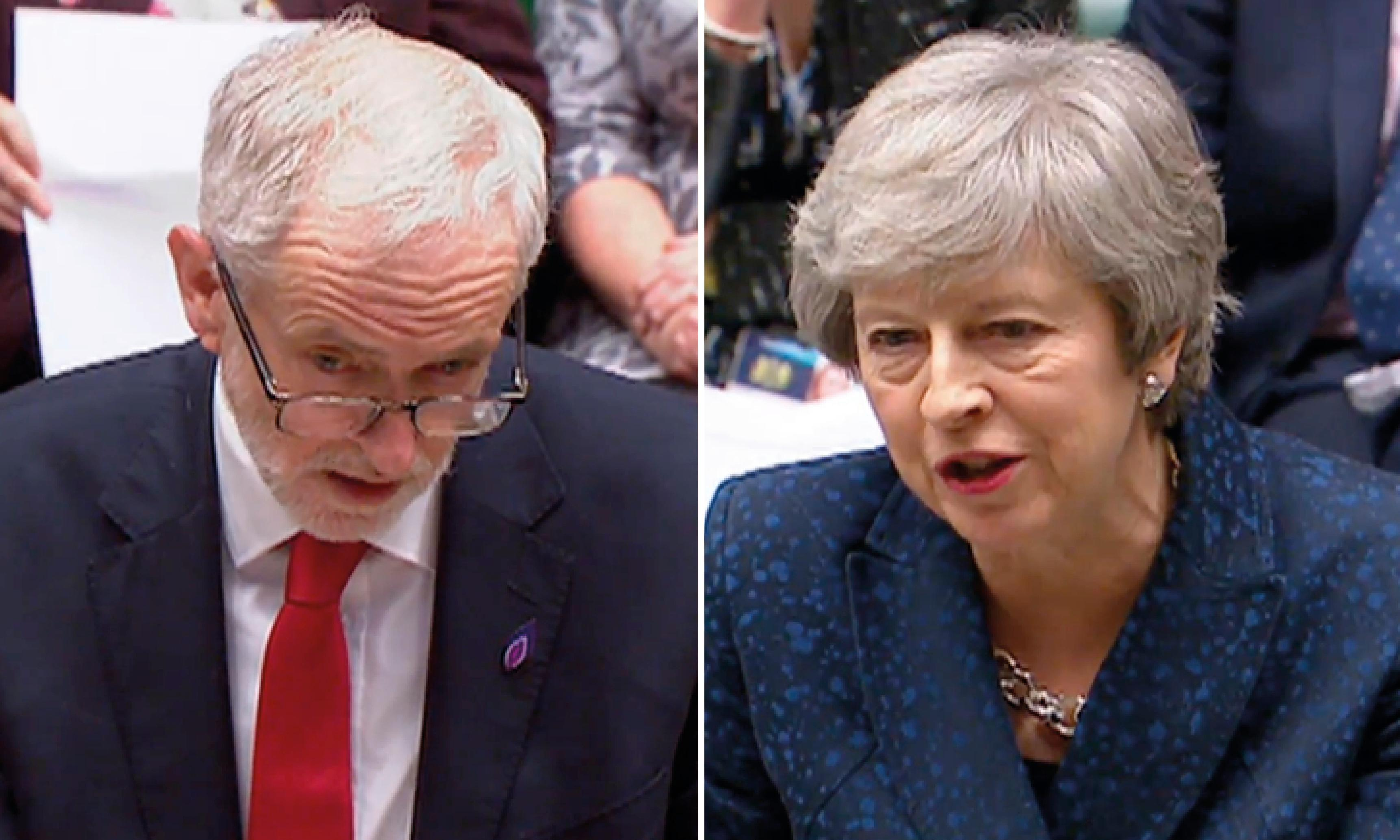 PMQs verdict: Corbyn leaves May sounding defensive on Brexit
