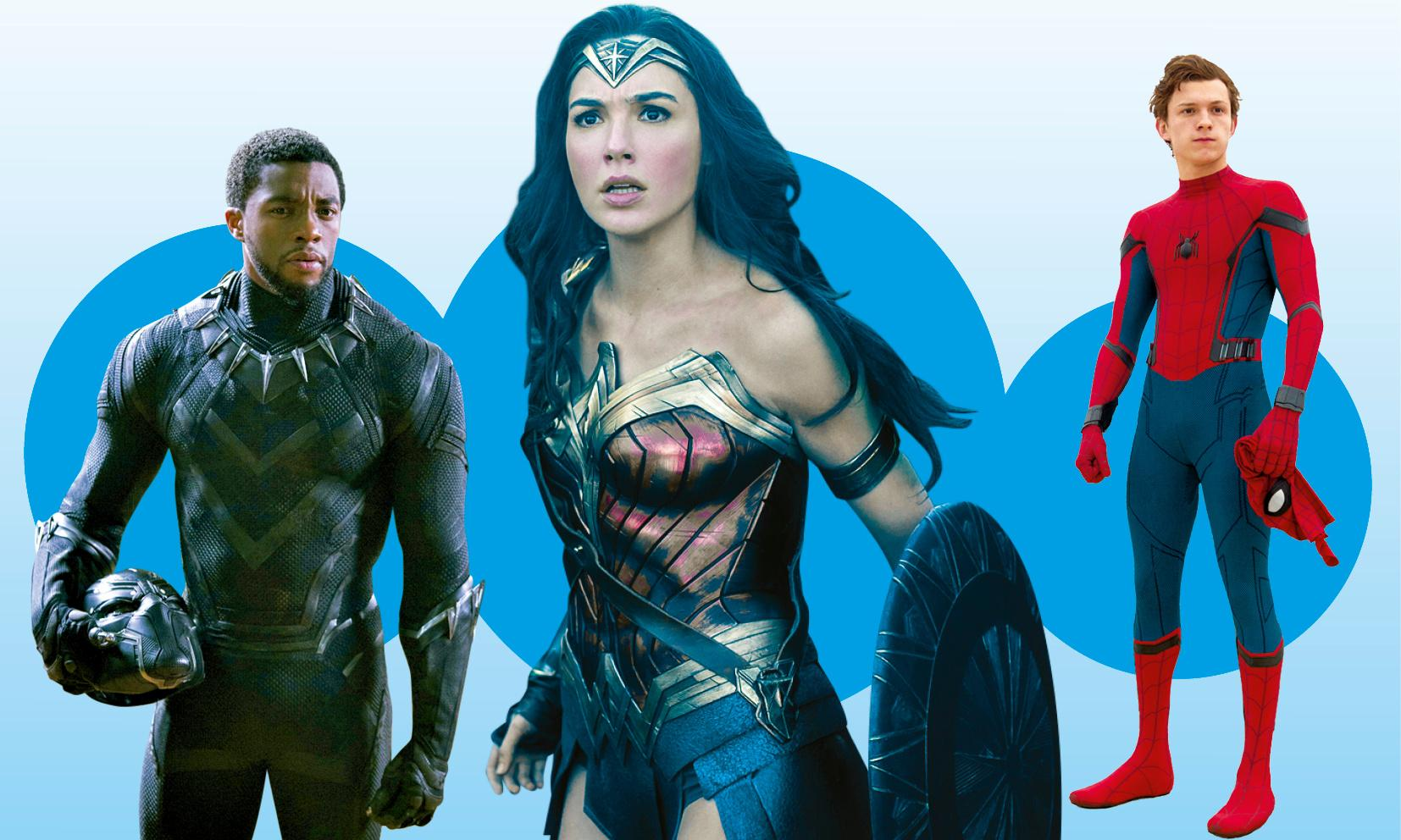 A pocketful of kryptonite: are superheroes dying out?