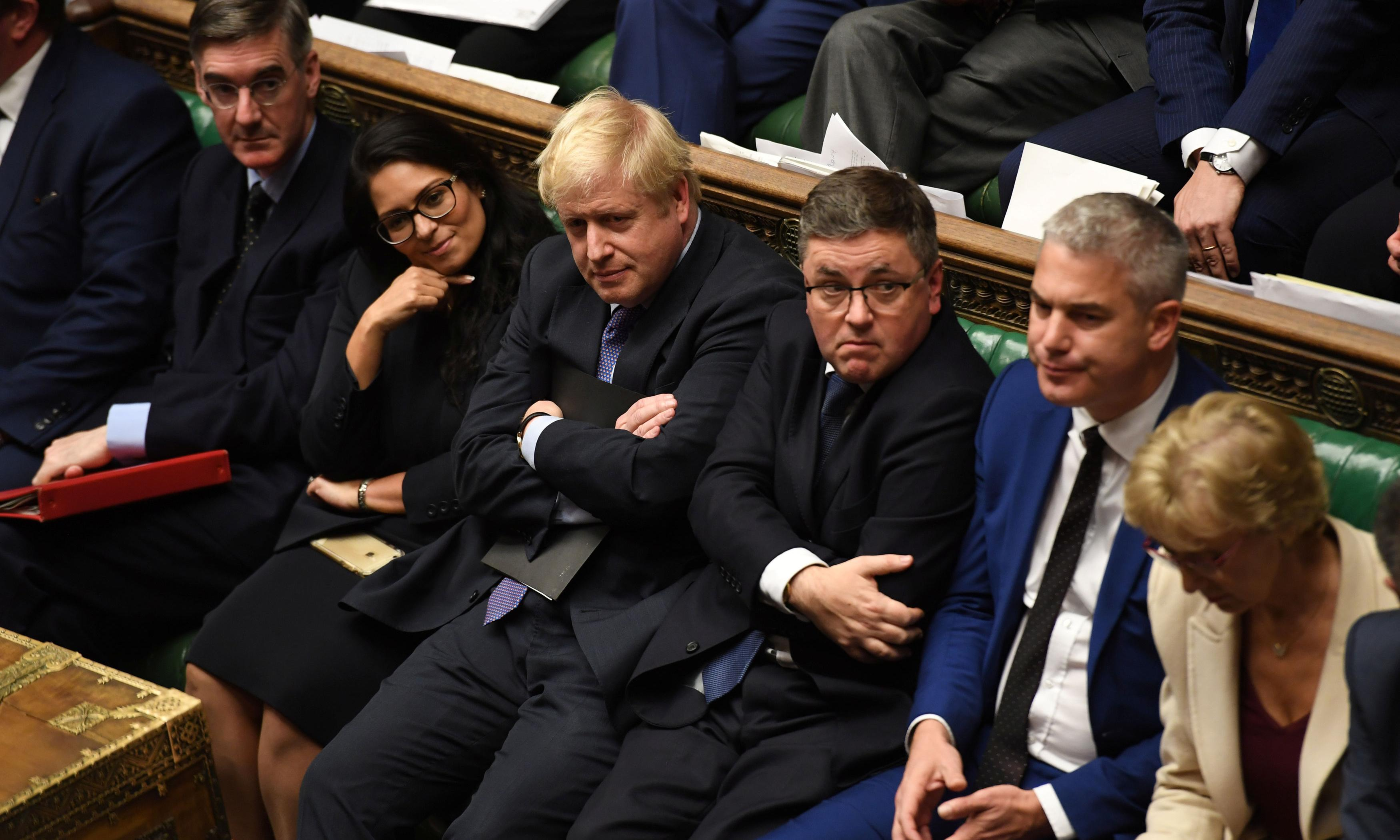 Don't buy the hype: Boris Johnson's Brexit deal did not win approval