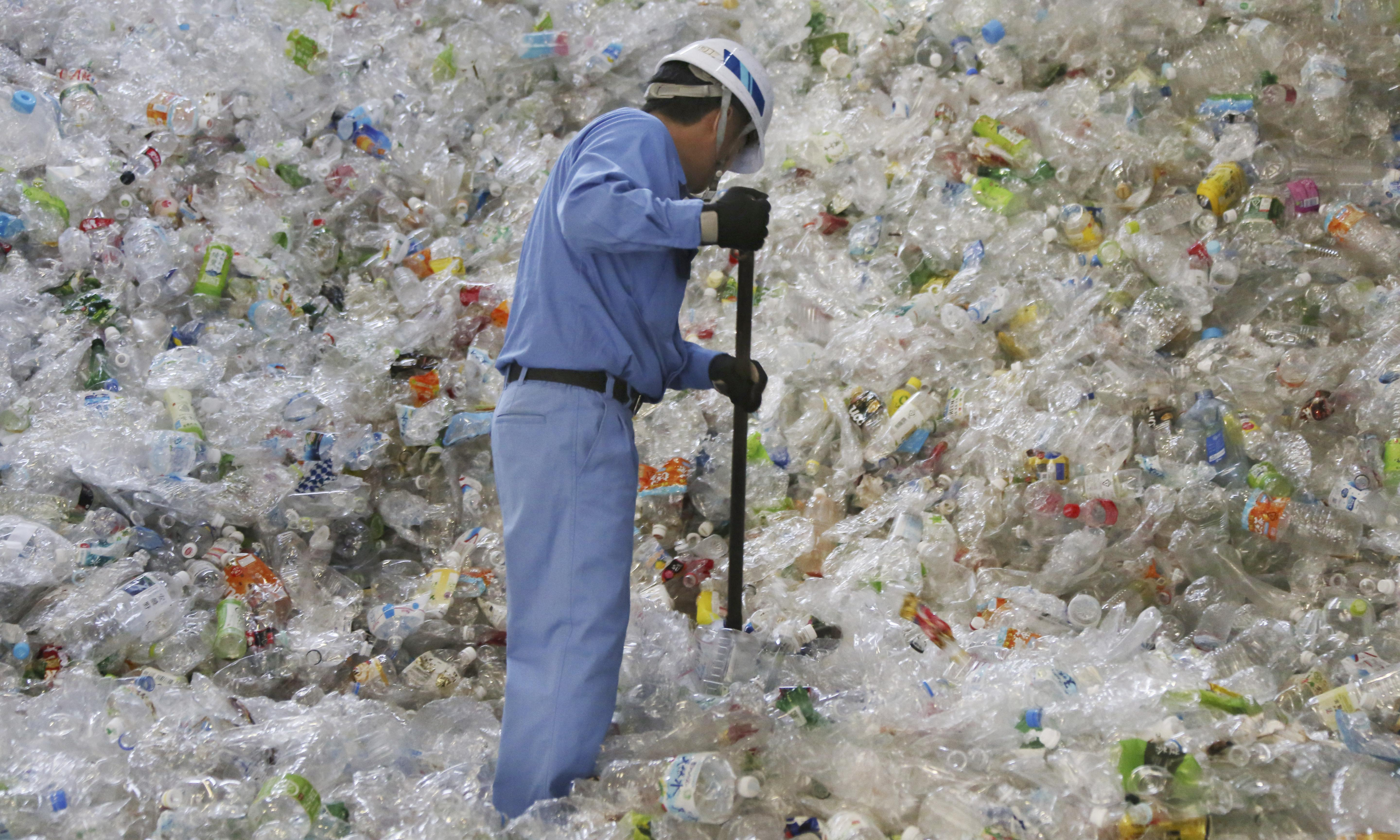 Japan's plastic problem: Tokyo spearheads push at G20 to tackle waste